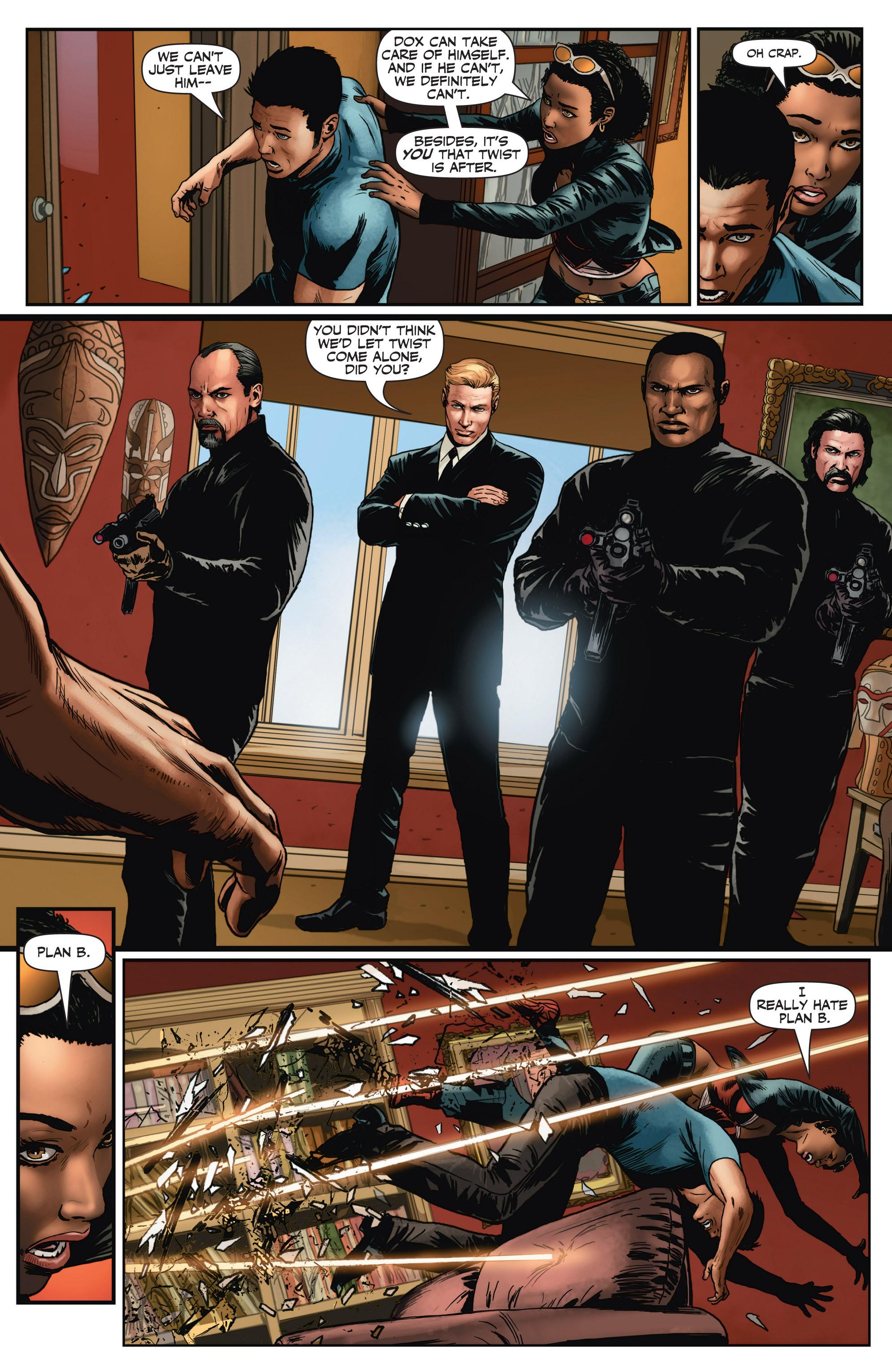 Read online Shadowman (2012) comic -  Issue #3 - 7
