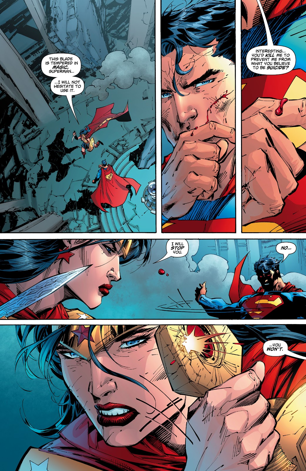 Read online Superman: For Tomorrow comic -  Issue # TPB (Part 2) - 90