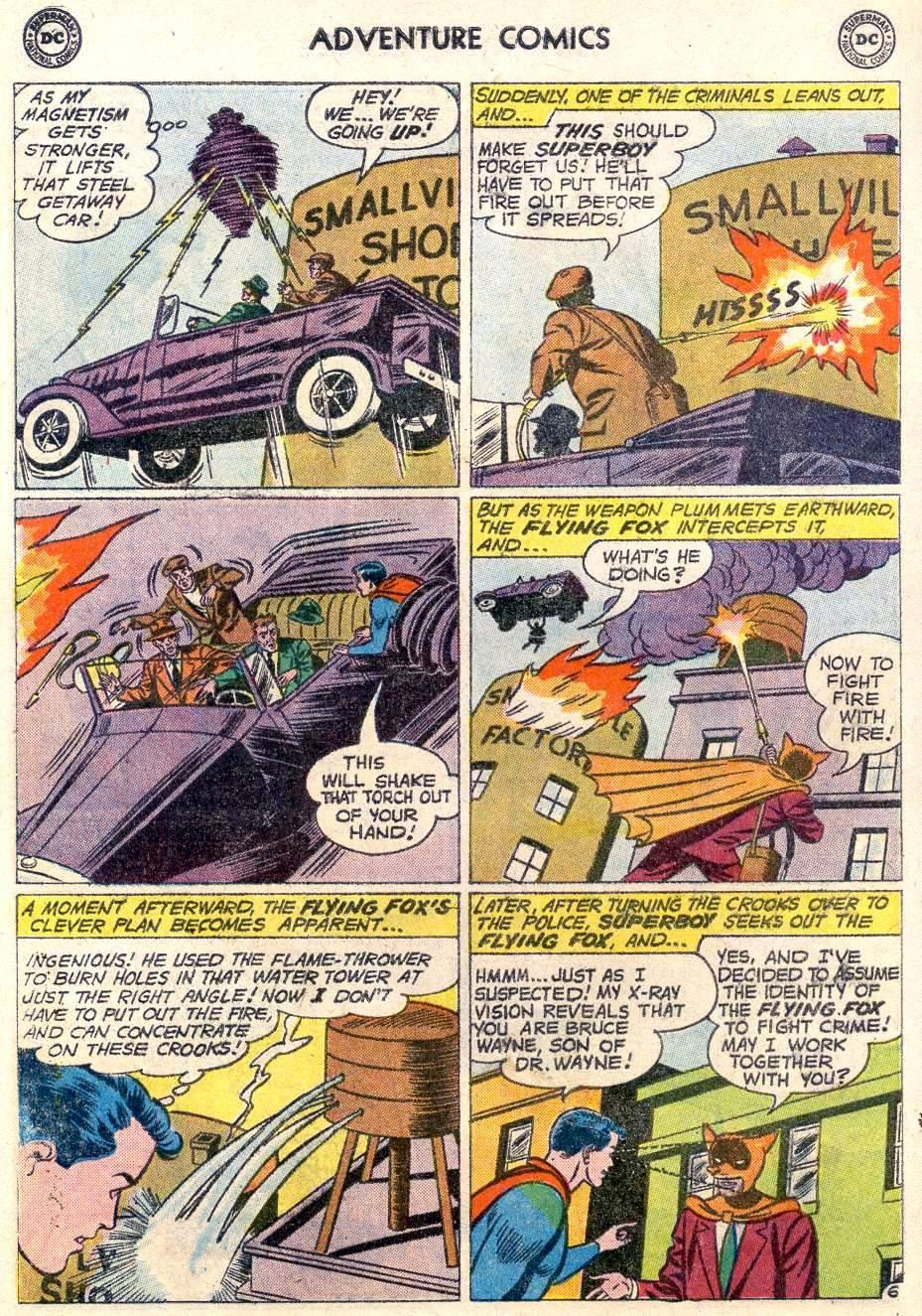 Read online Adventure Comics (1938) comic -  Issue #275 - 8