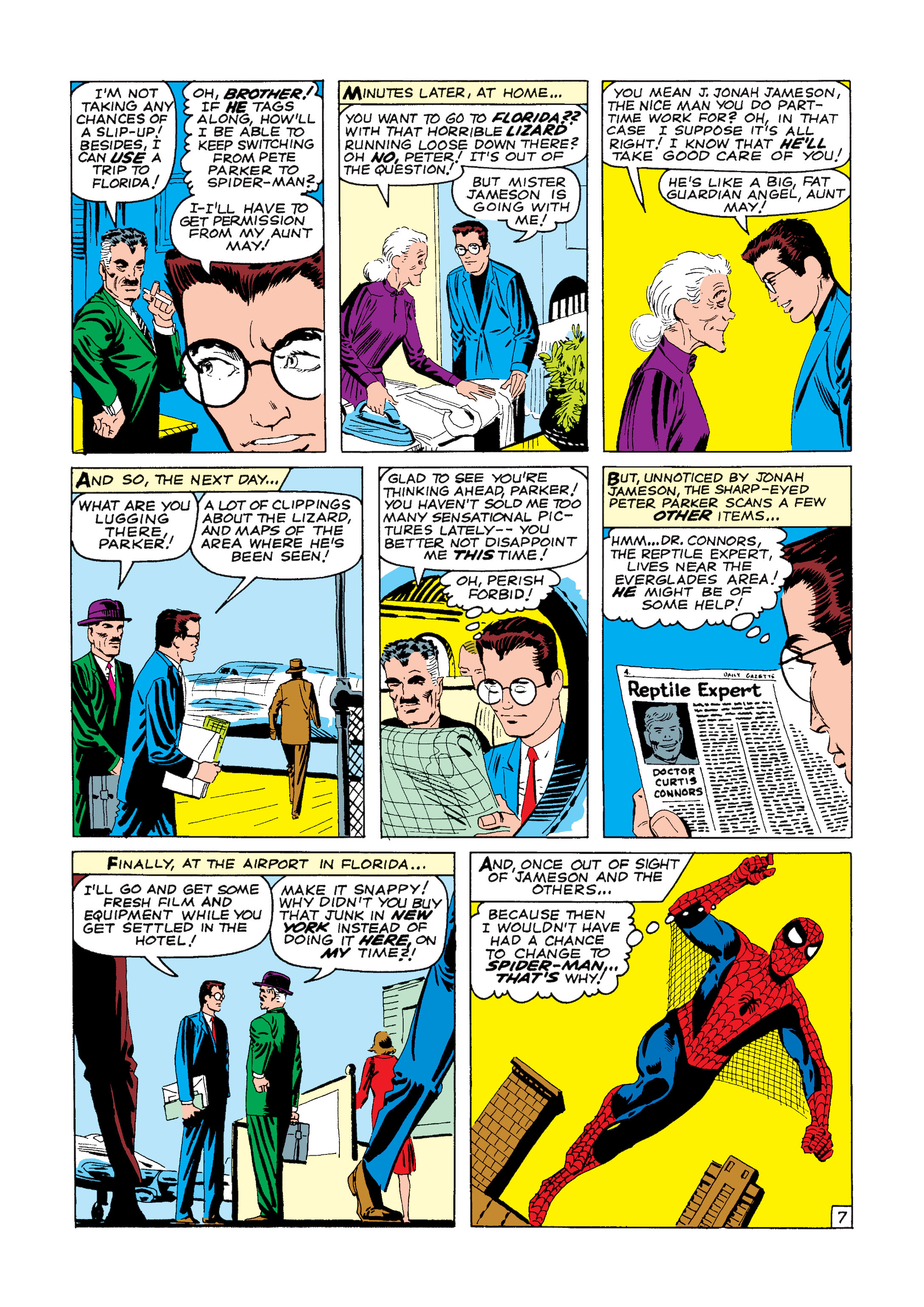 The Amazing Spider-Man (1963) 6 Page 7