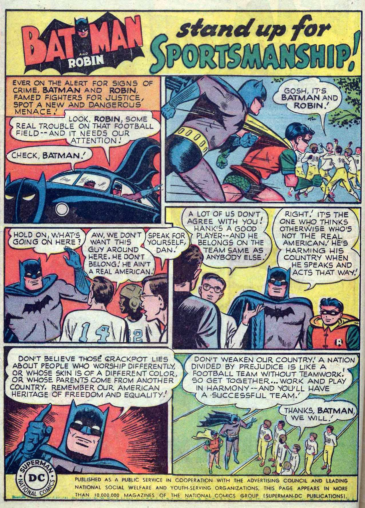 Read online Adventure Comics (1938) comic -  Issue #149 - 22