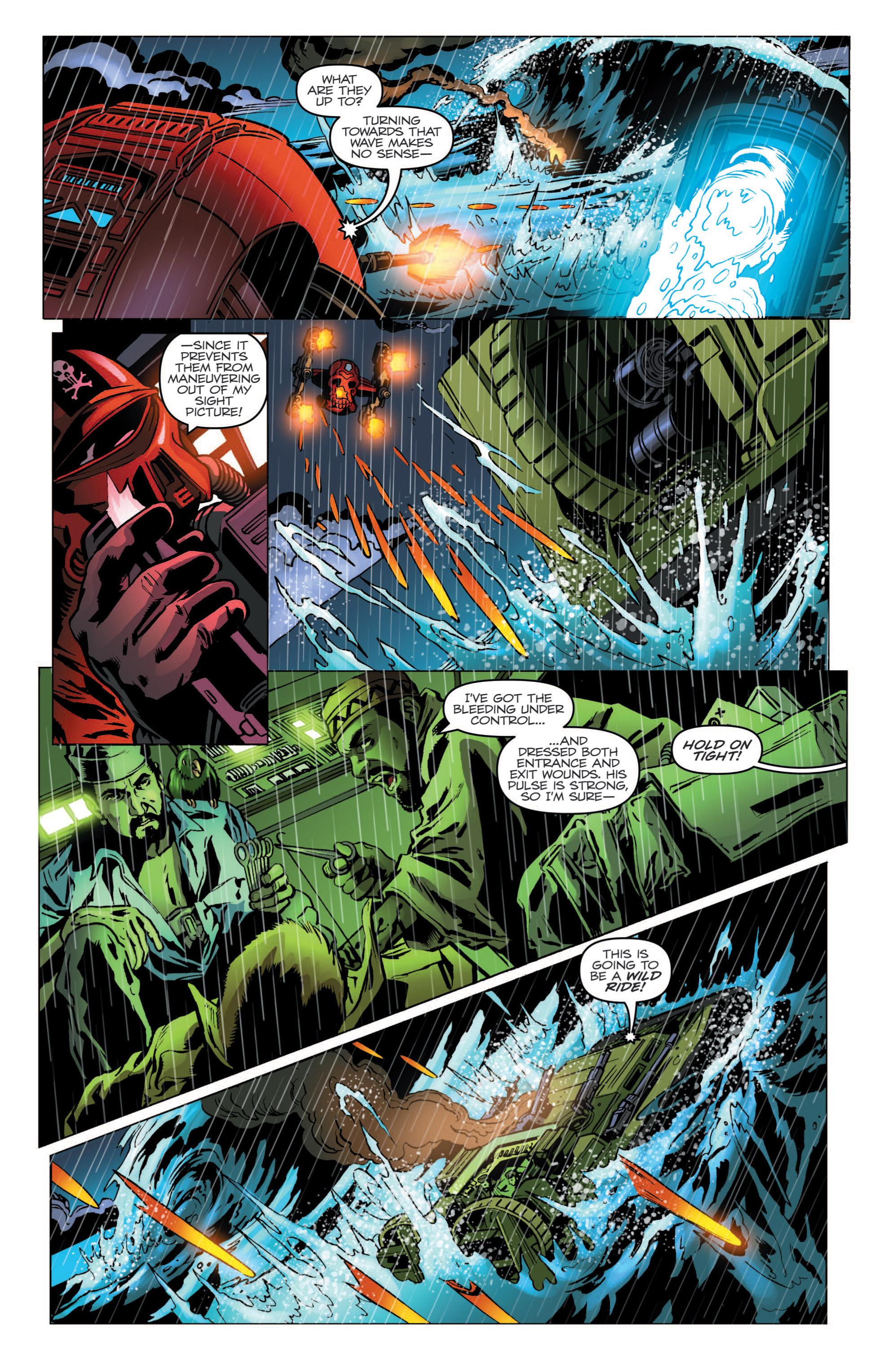 G.I. Joe: A Real American Hero 189 Page 9
