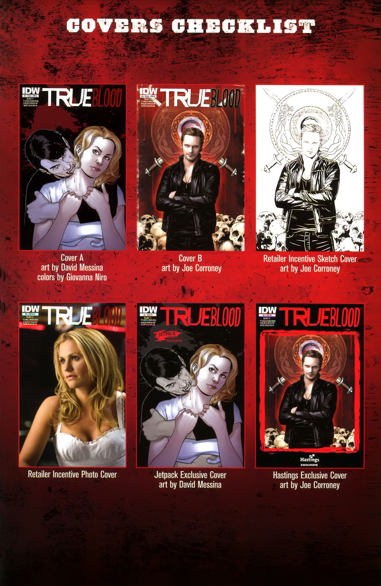 Read online True Blood (2010) comic -  Issue #3 - 31