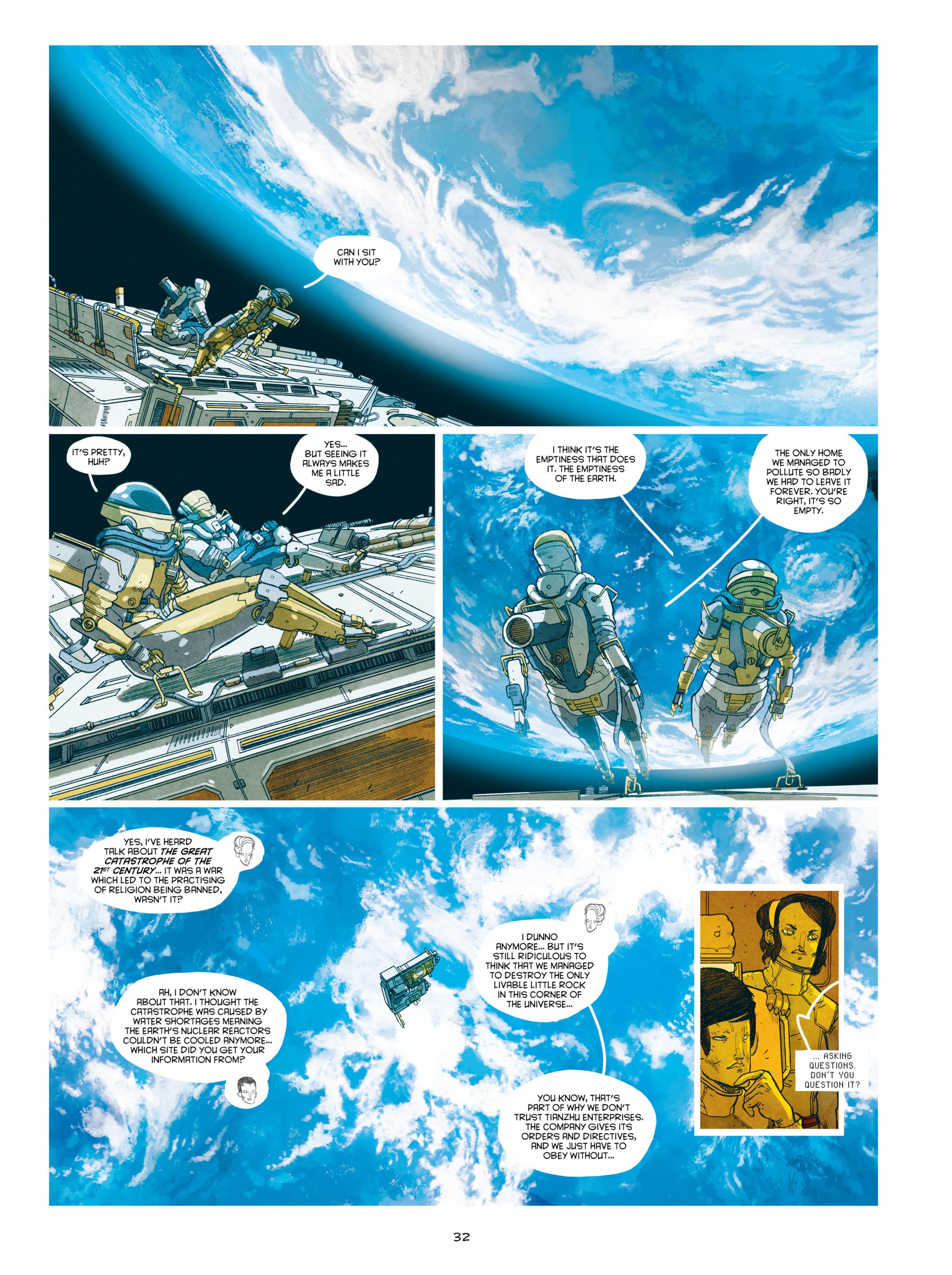 Read online Shangri-La comic -  Issue # Full - 34