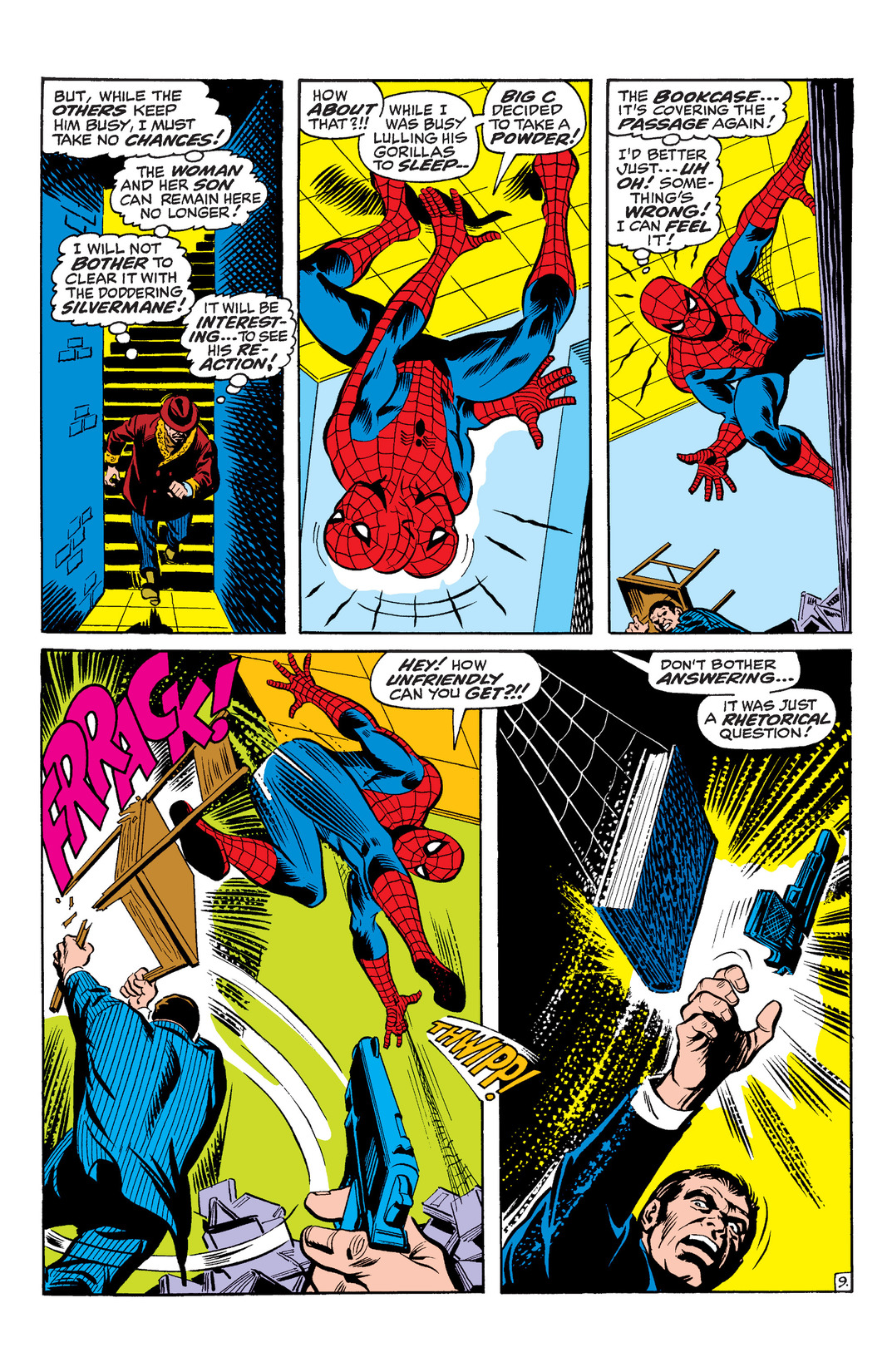 The Amazing Spider-Man (1963) 74 Page 9