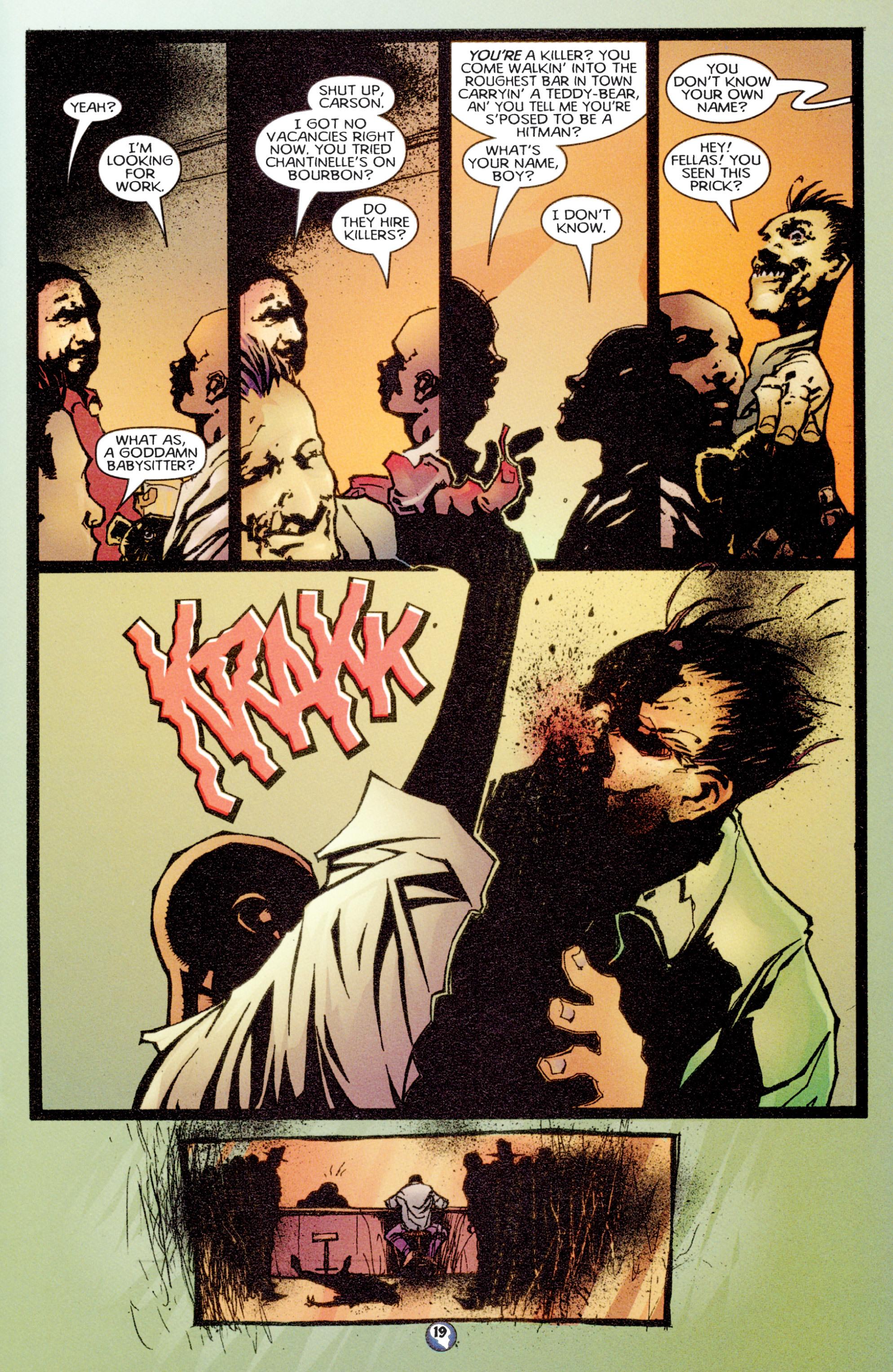 Read online Shadowman (1997) comic -  Issue #3 - 16