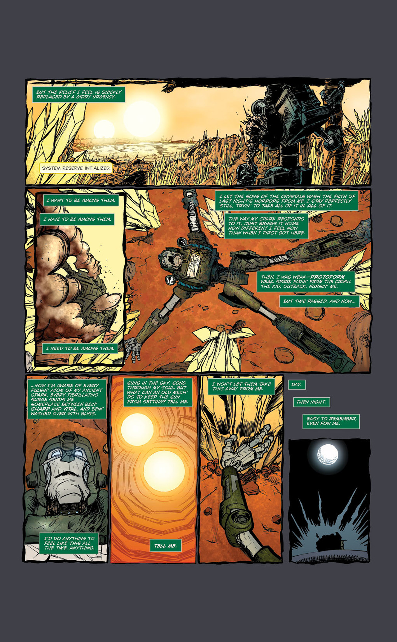 Read online Transformers Spotlight: Kup comic -  Issue # Full - 15
