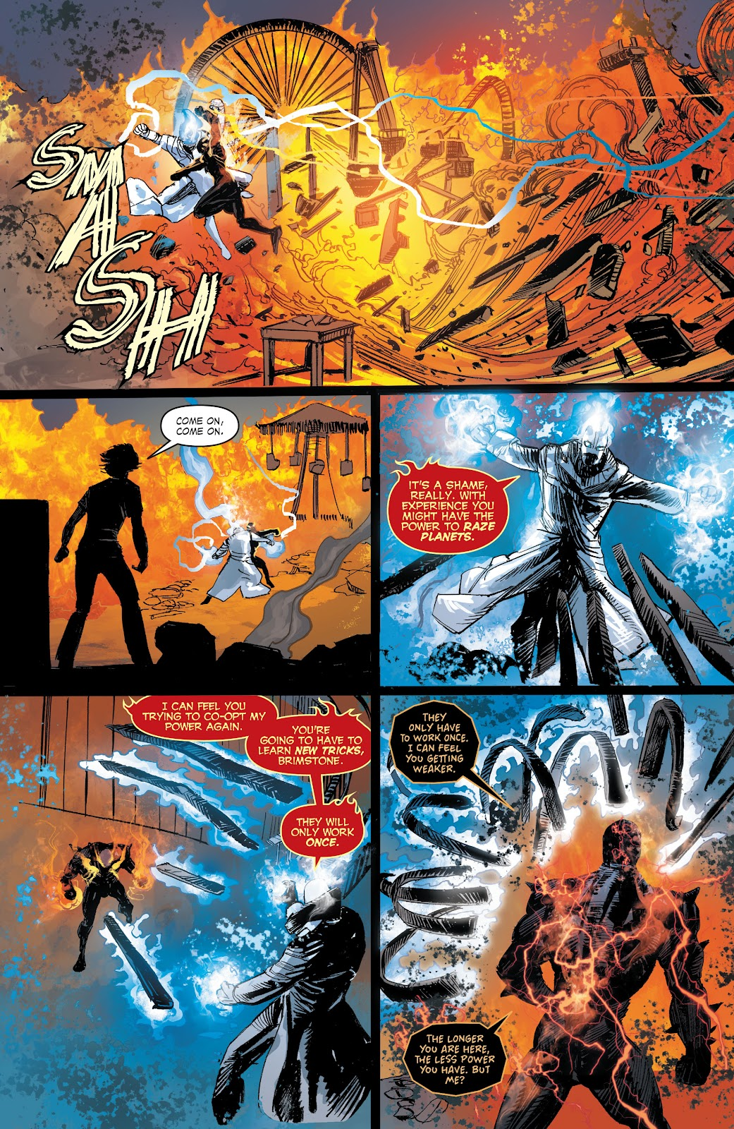 Read online The Curse of Brimstone: Ashes comic -  Issue # TPB (Part 2) - 63