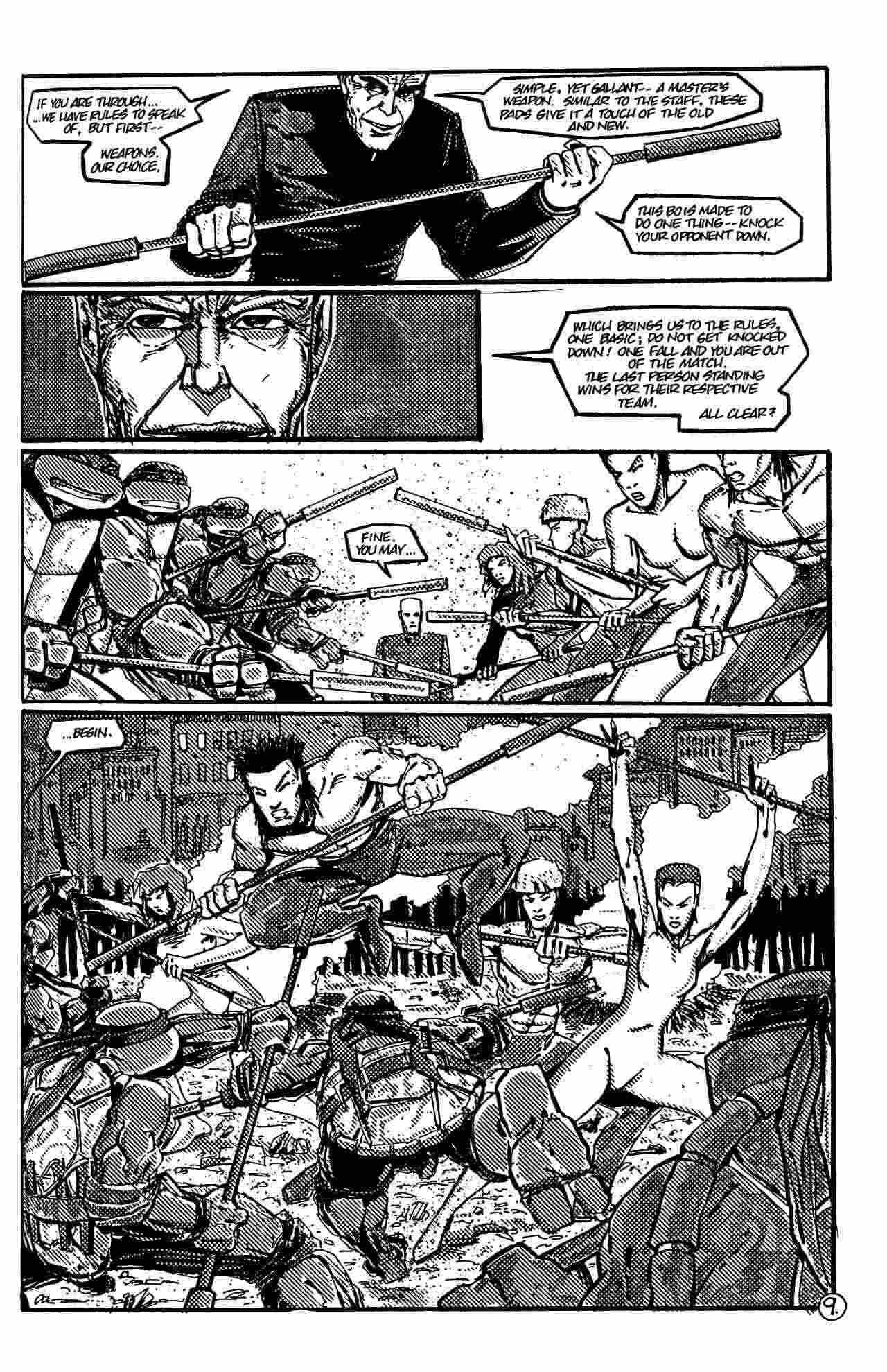 Read online Shell Shock comic -  Issue # Full - 75
