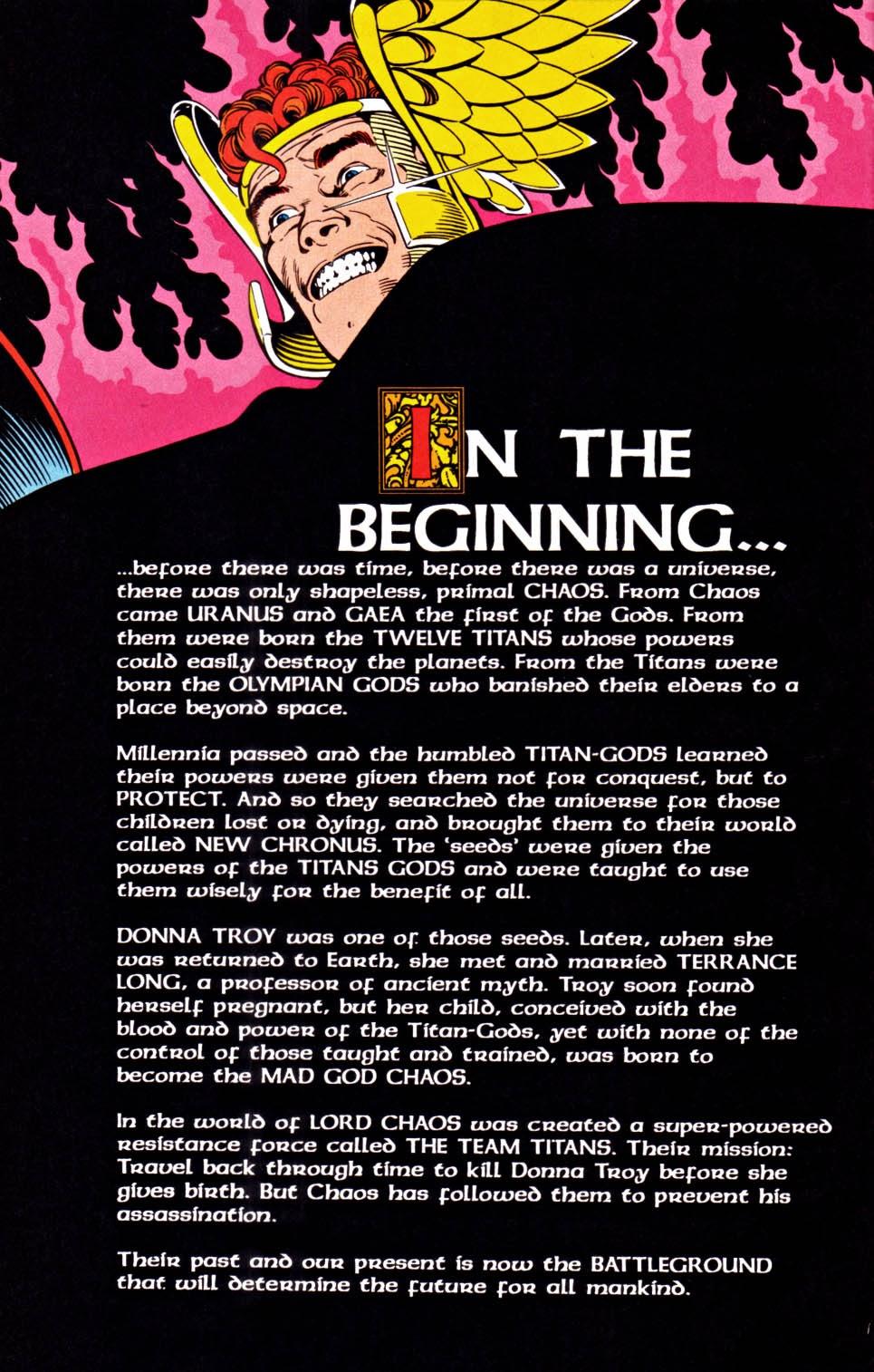 Read online Team Titans comic -  Issue #1e - 20