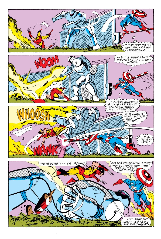 Read online Captain America (1968) comic -  Issue # _Annual 8 - 37
