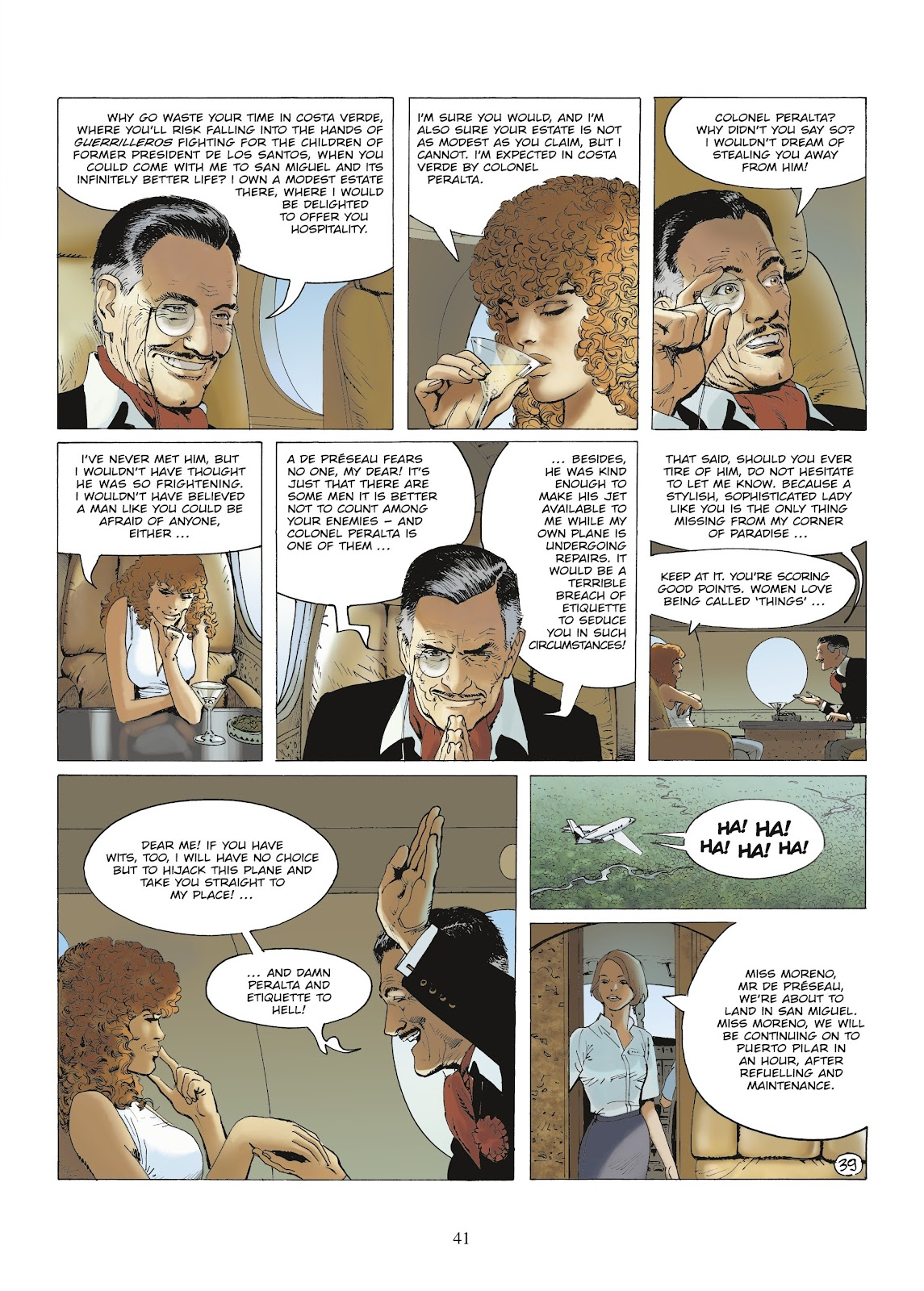 XIII Mystery issue 9 - Page 43