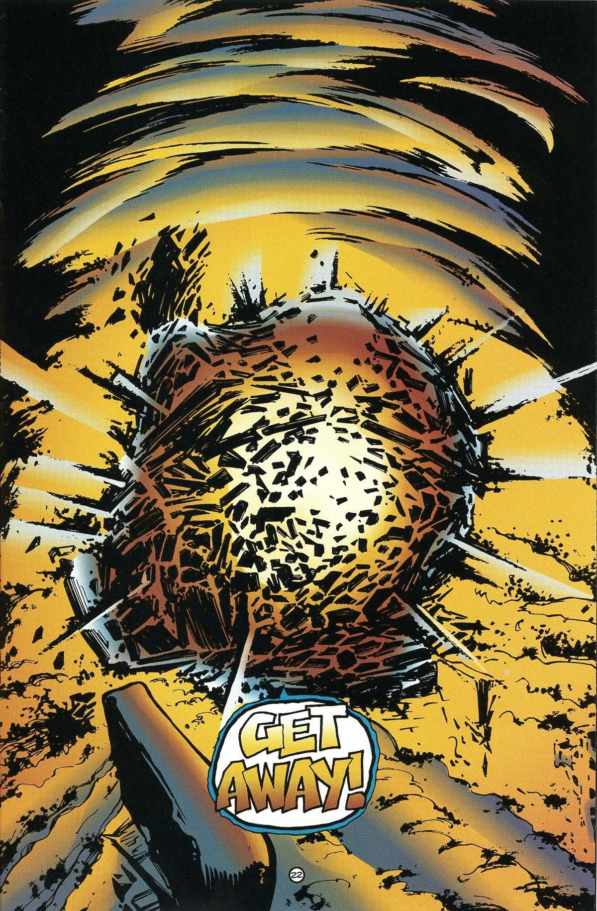 Read online Rune (1994) comic -  Issue #8 - 26