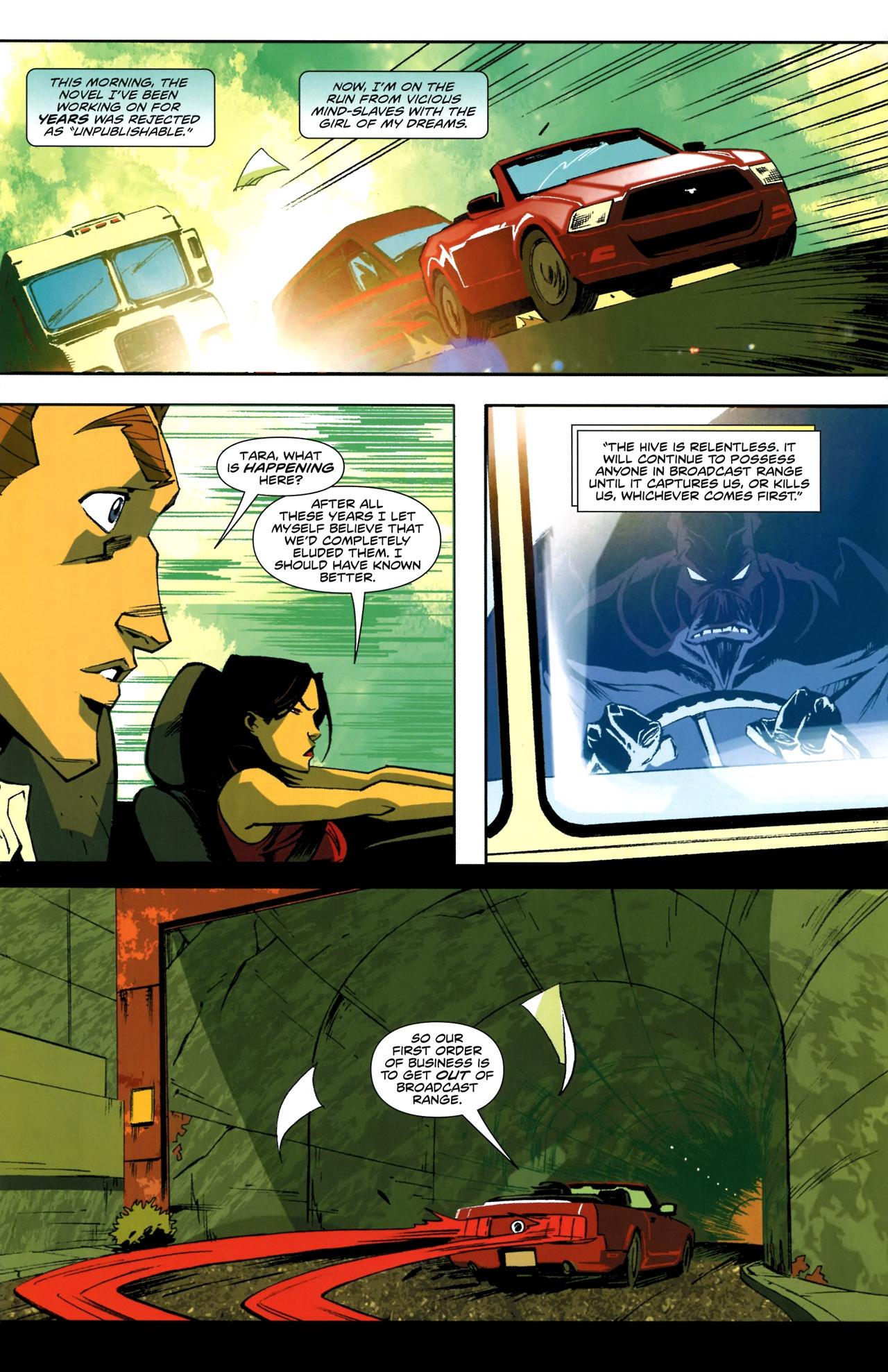 Read online Soldier Zero comic -  Issue #4 - 30