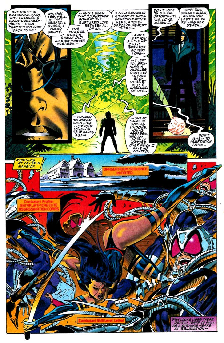 X-Men (1991) 31 Page 8