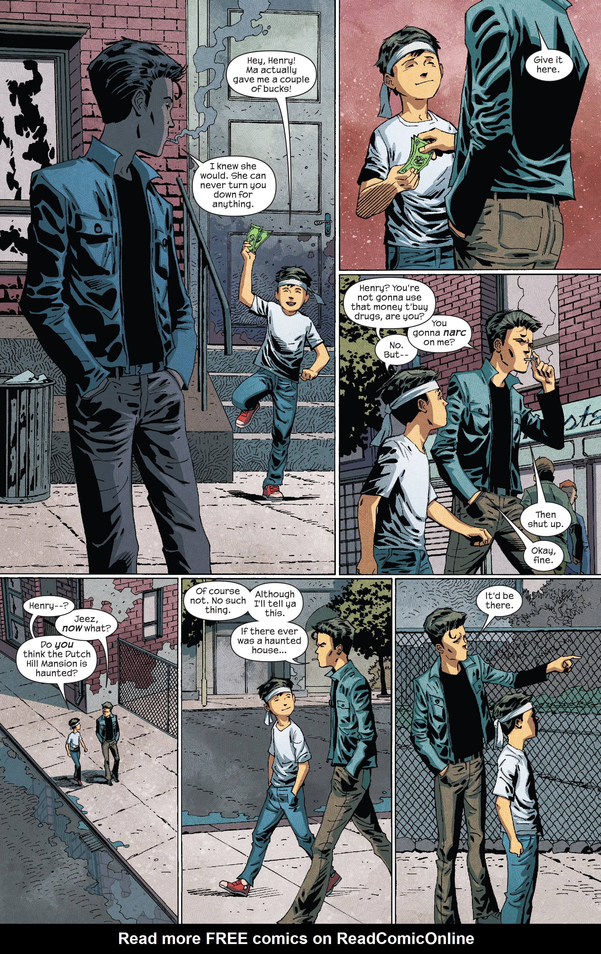 Read online Dark Tower: The Drawing of the Three - The Prisoner comic -  Issue #3 - 12
