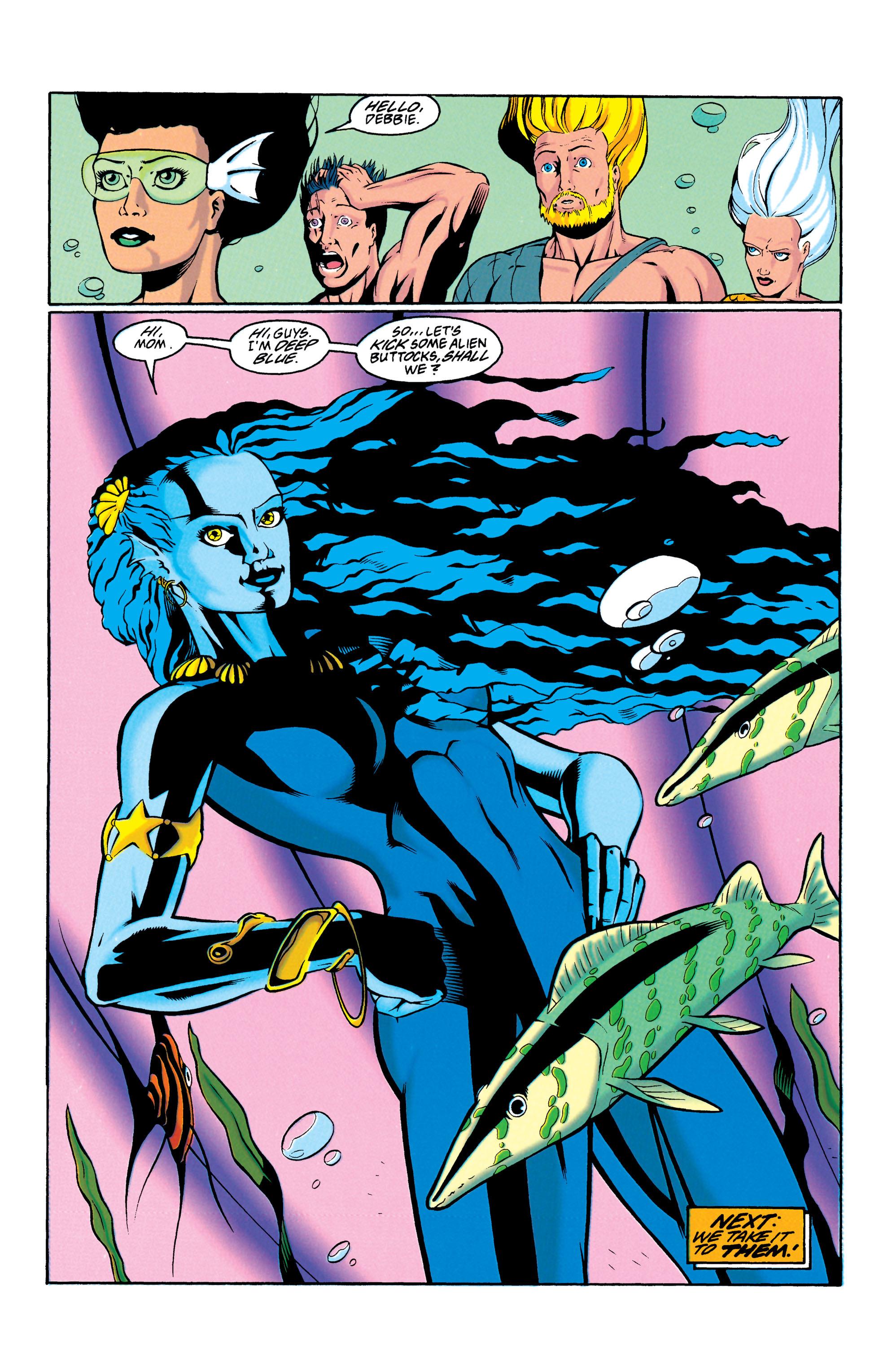 Read online Aquaman (1994) comic -  Issue #23 - 22