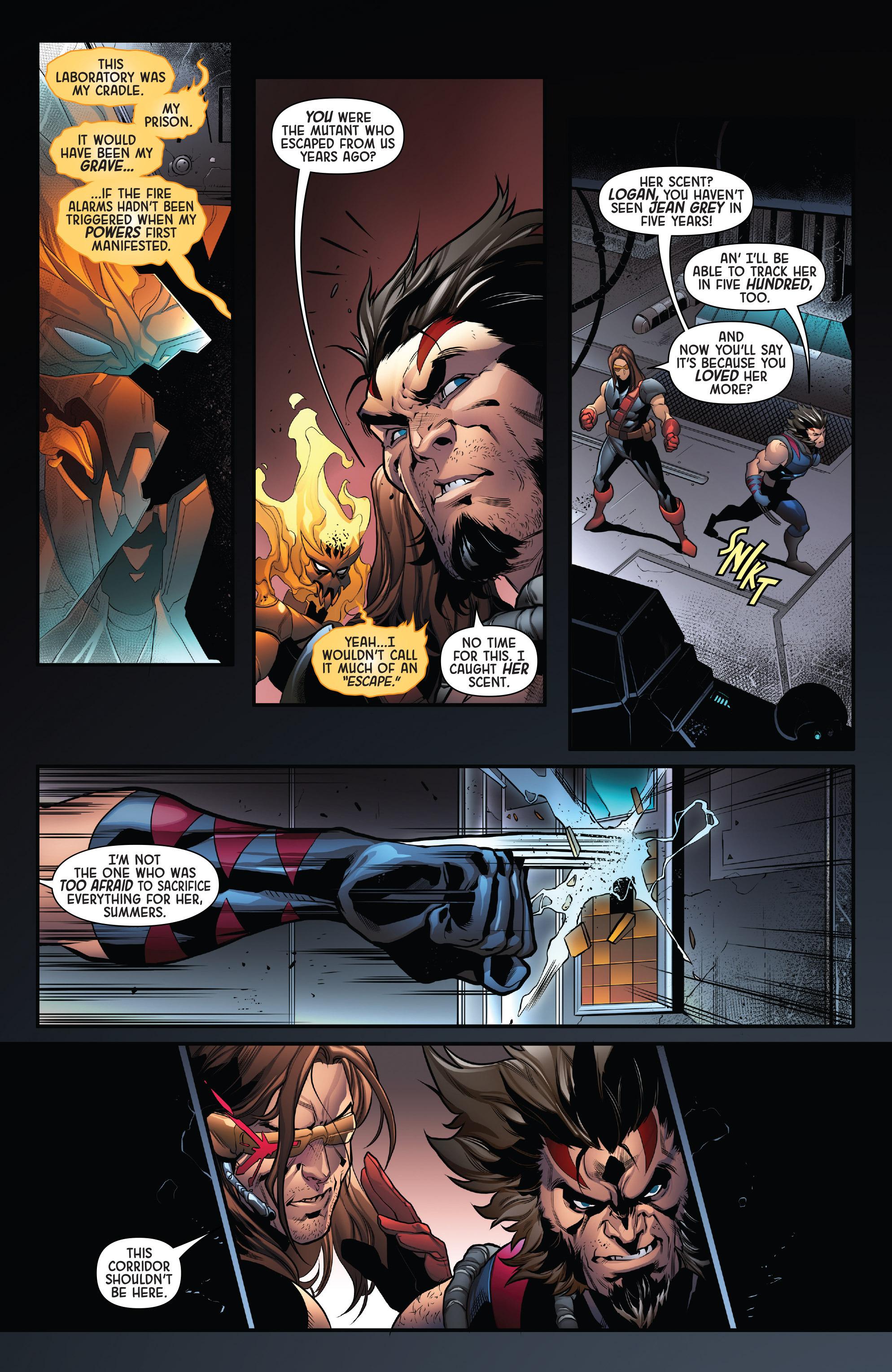Read online Age of Apocalypse (2015) comic -  Issue #4 - 8