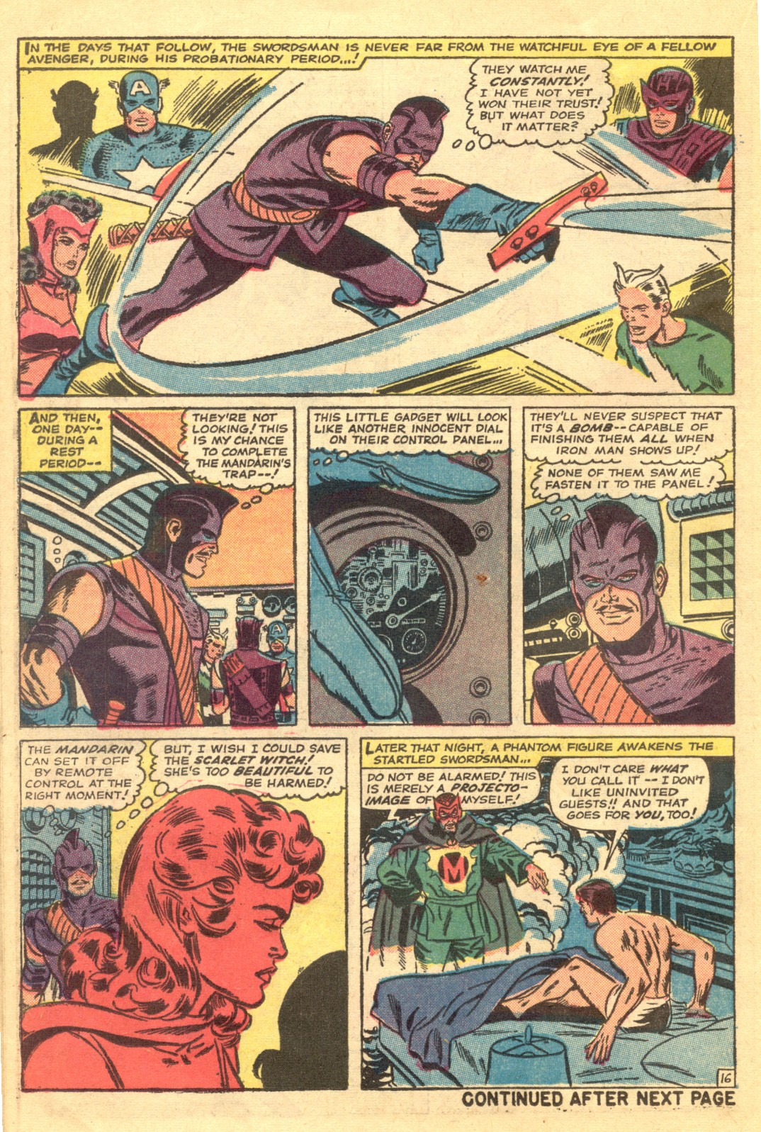 The Avengers (1963) 20 Page 21