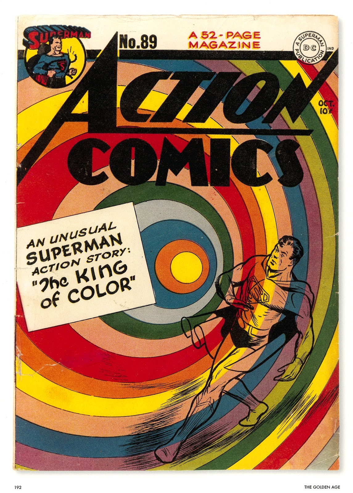 Read online 75 Years Of DC Comics comic -  Issue # TPB (Part 3) - 4