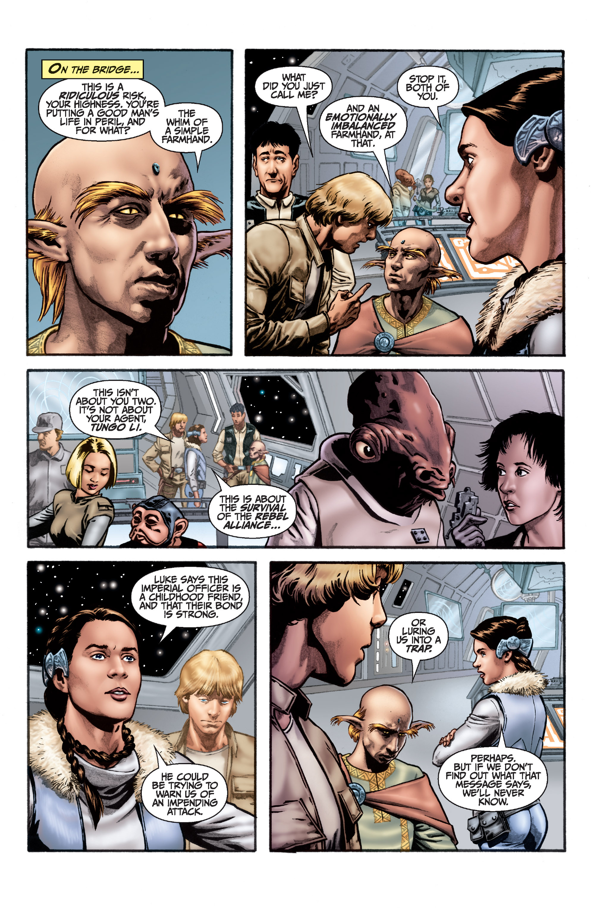 Read online Star Wars Omnibus comic -  Issue # Vol. 22 - 374