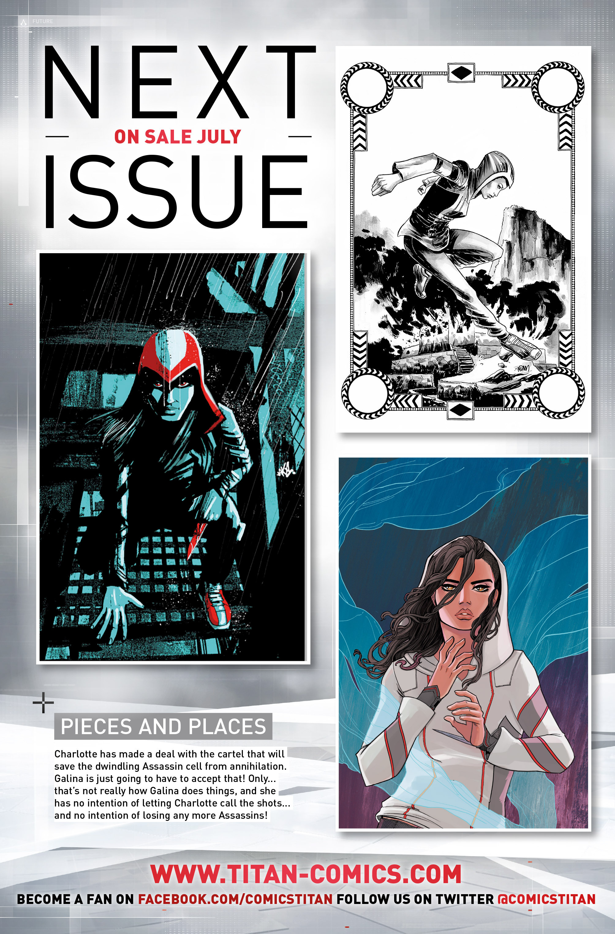 Read online Assassin's Creed (2015) comic -  Issue #9 - 25