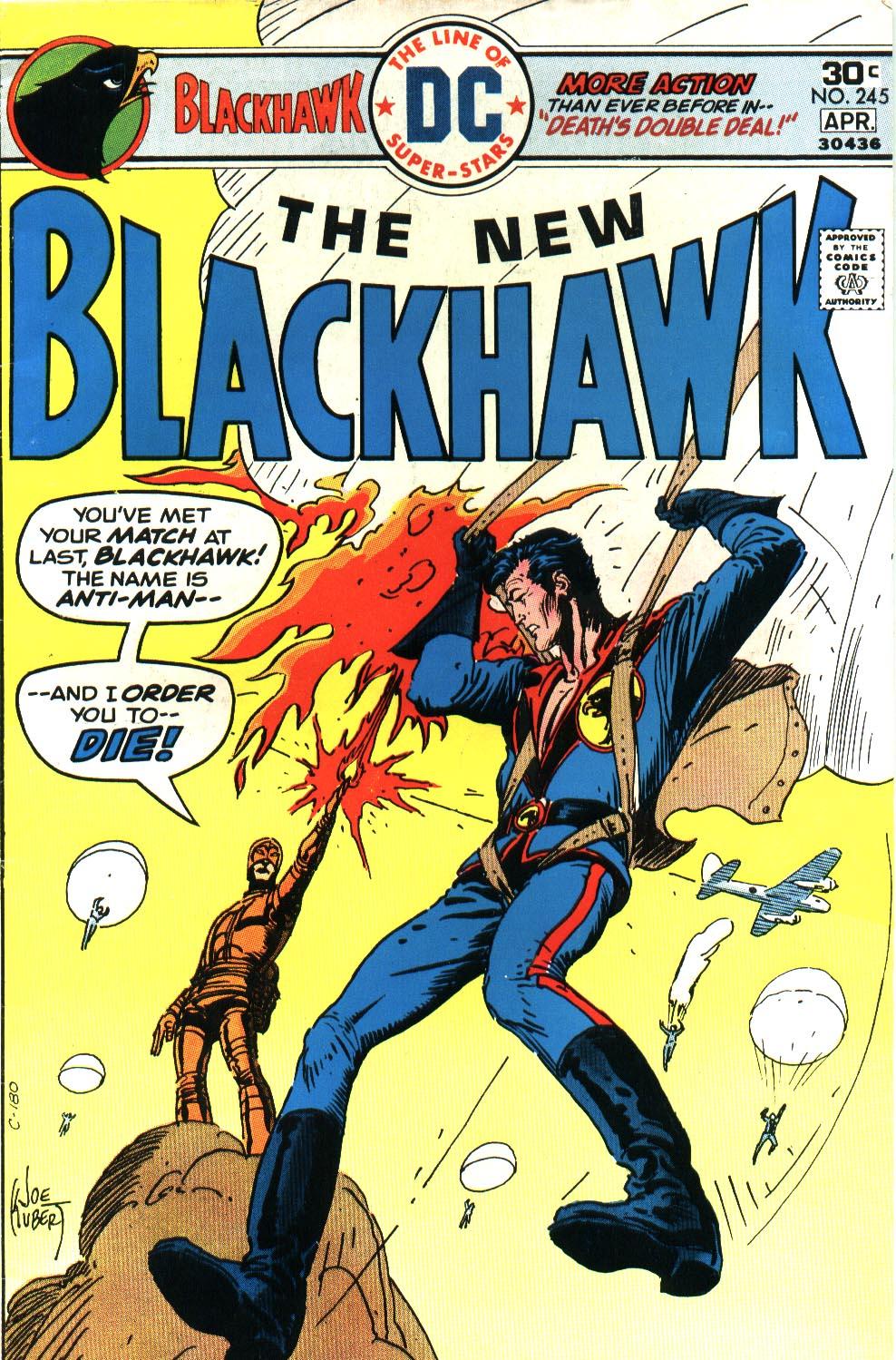 Blackhawk (1957) 245 Page 1