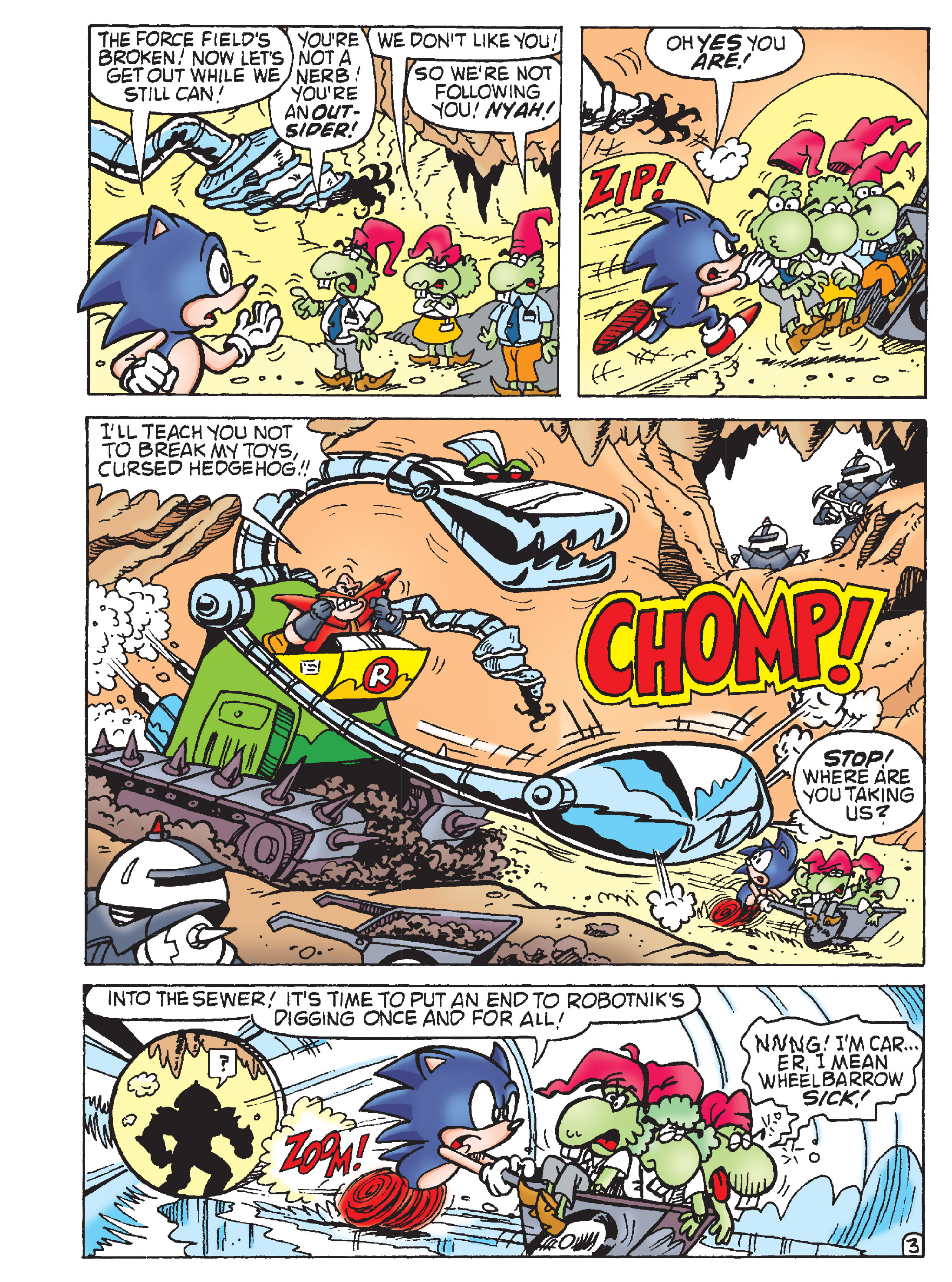 Read online Sonic Super Digest comic -  Issue #7 - 76