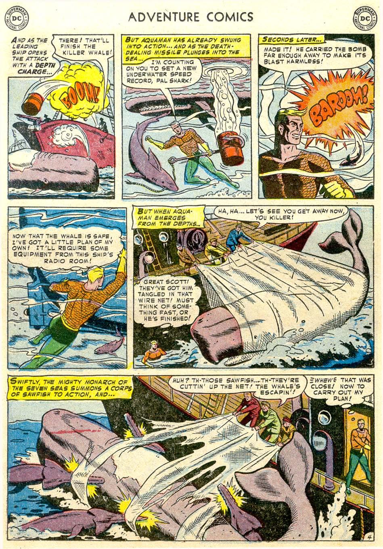 Read online Adventure Comics (1938) comic -  Issue #174 - 20