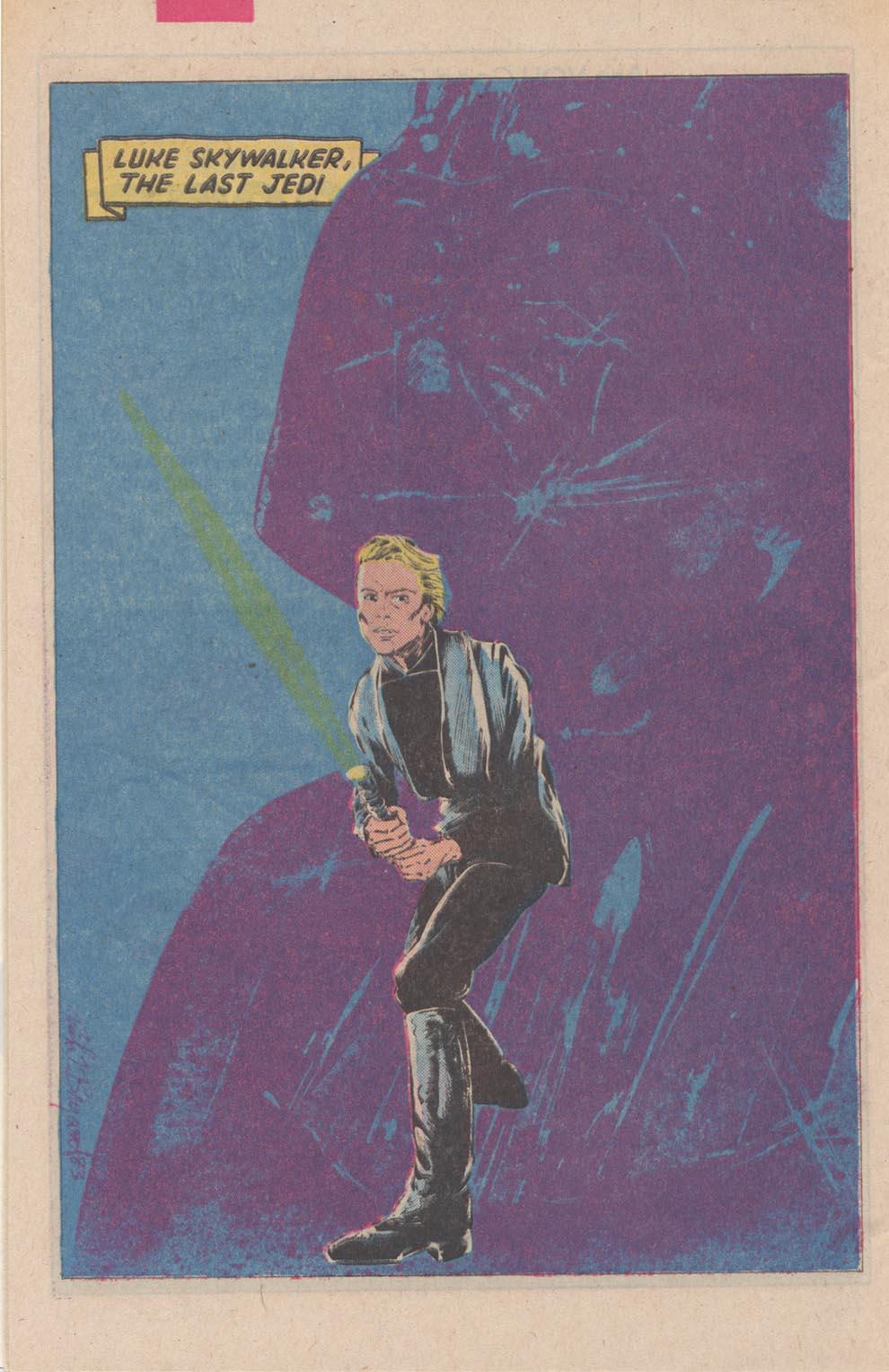 Read online Star Wars: Return of the Jedi comic -  Issue #4 - 24