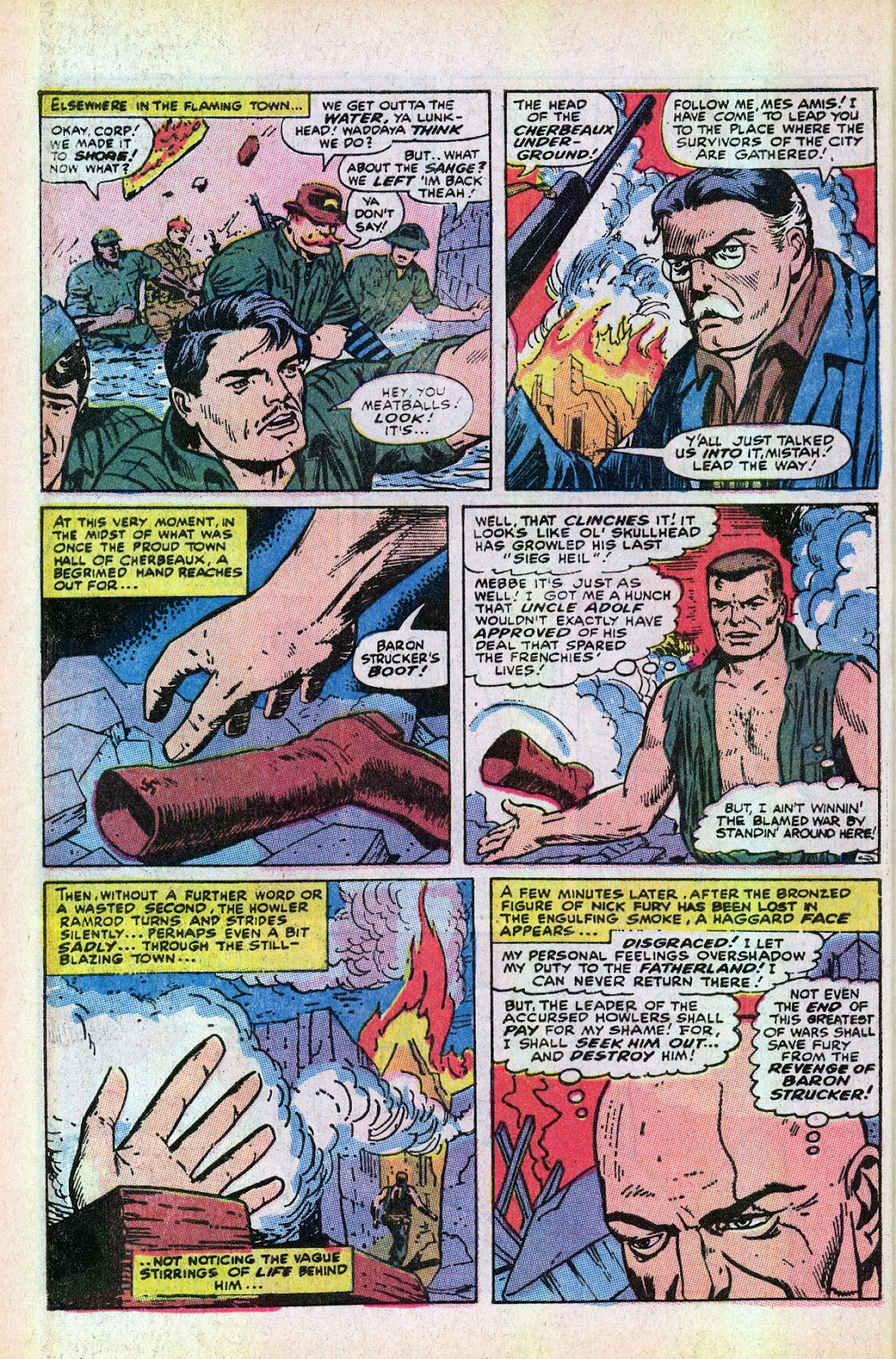 Sgt. Fury issue _Special_7 - Page 22