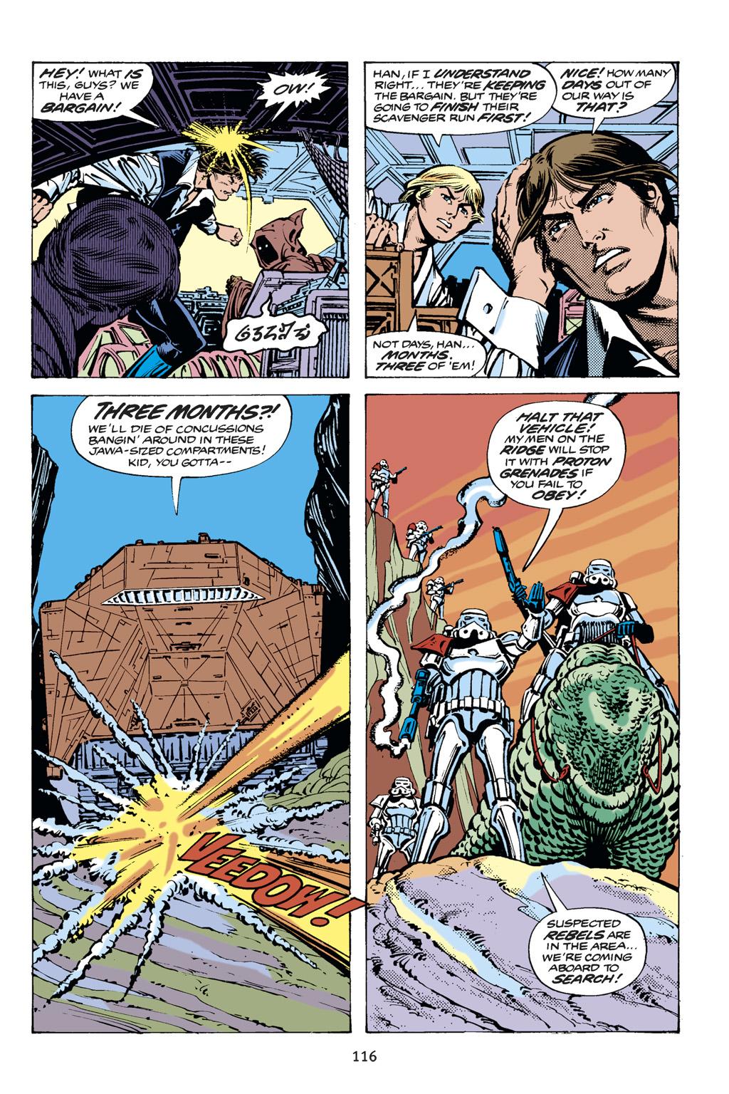 Read online Star Wars Omnibus comic -  Issue # Vol. 14 - 116