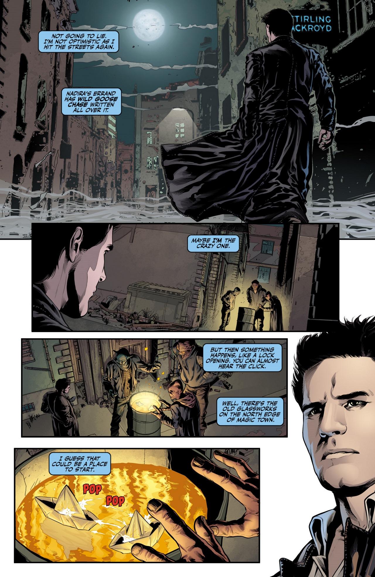 Read online Angel & Faith Season 10 comic -  Issue #3 - 10