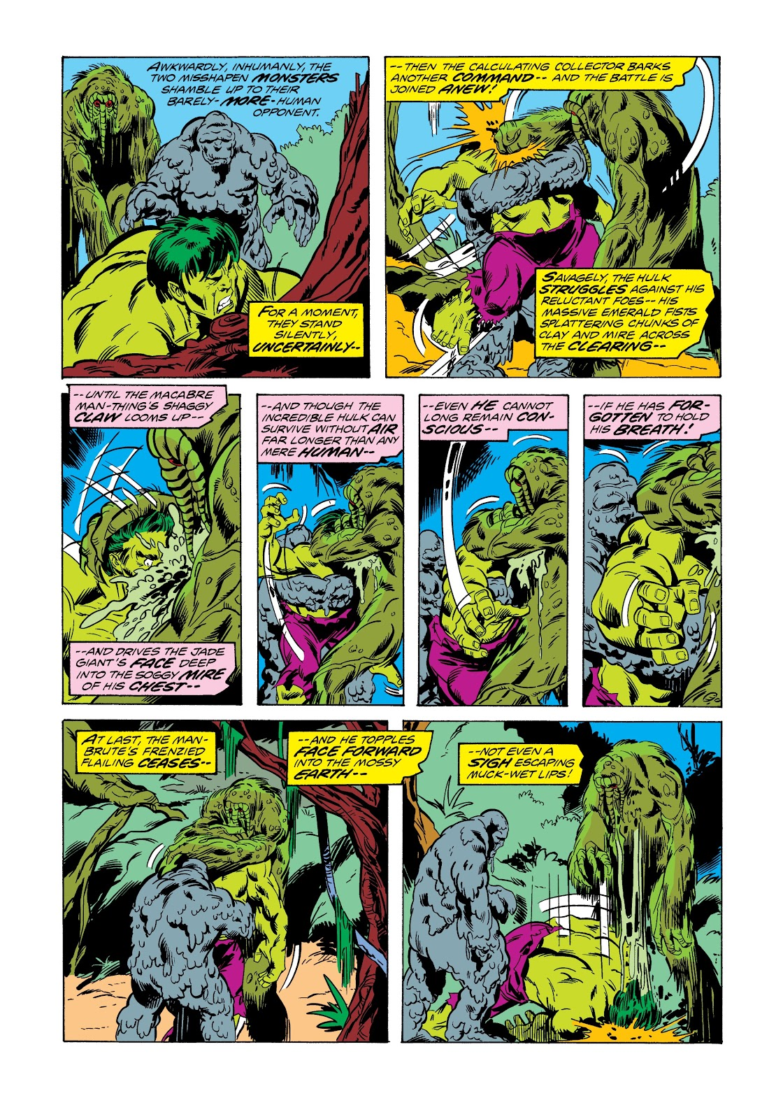 Read online Marvel Masterworks: The Incredible Hulk comic -  Issue # TPB 12 (Part 1) - 26