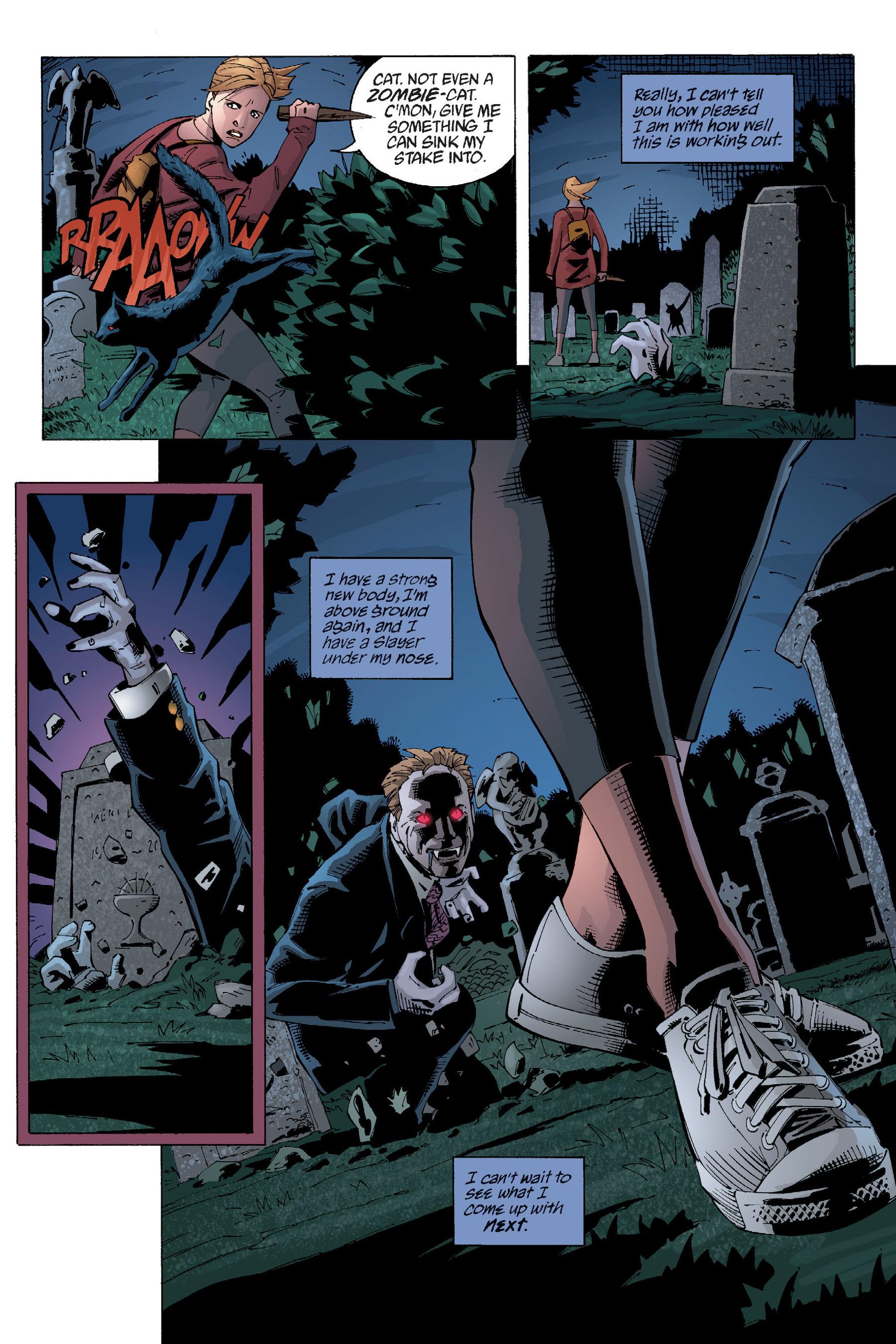 Read online Buffy the Vampire Slayer: Omnibus comic -  Issue # TPB 5 - 31