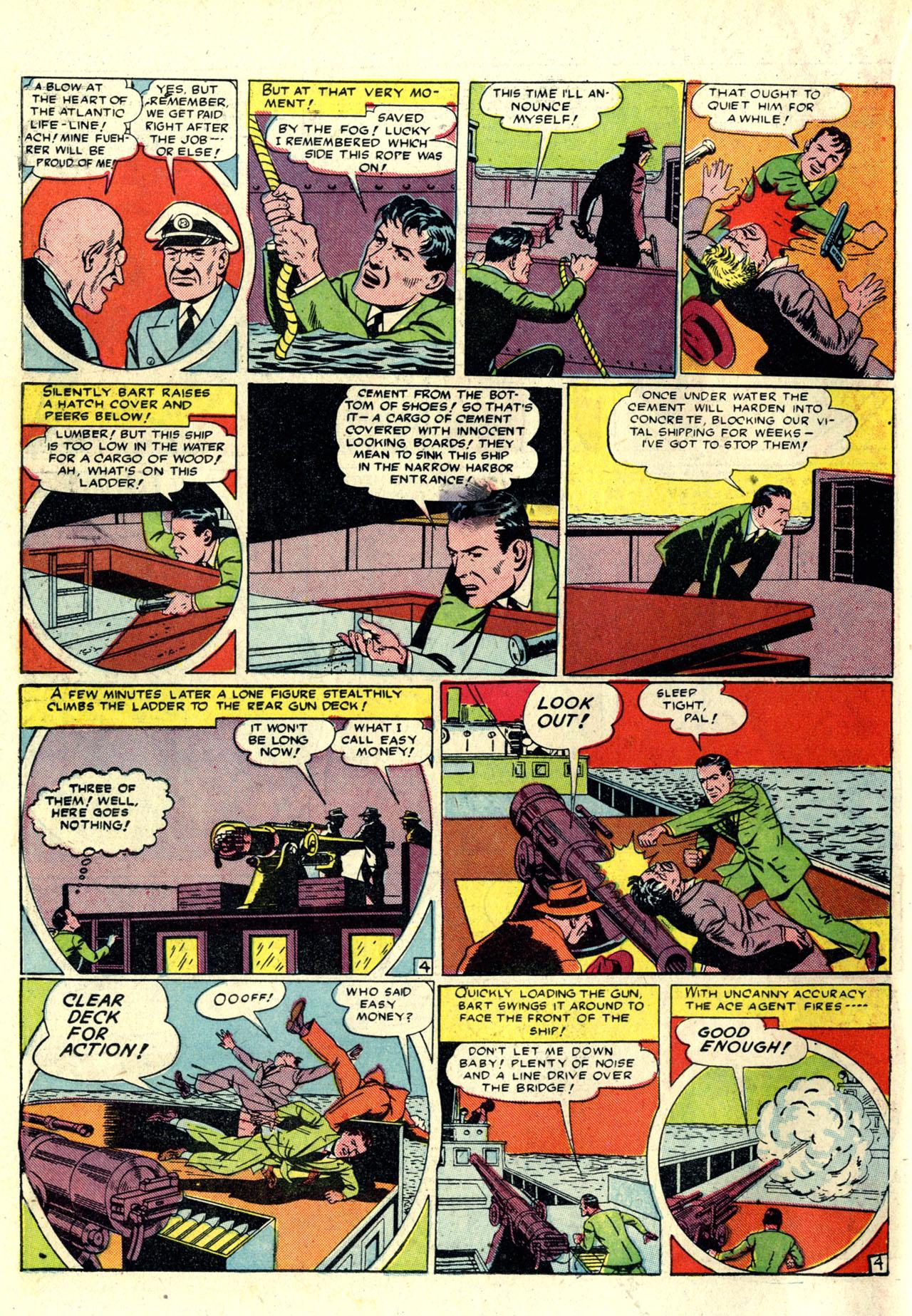 Read online Detective Comics (1937) comic -  Issue #76 - 40