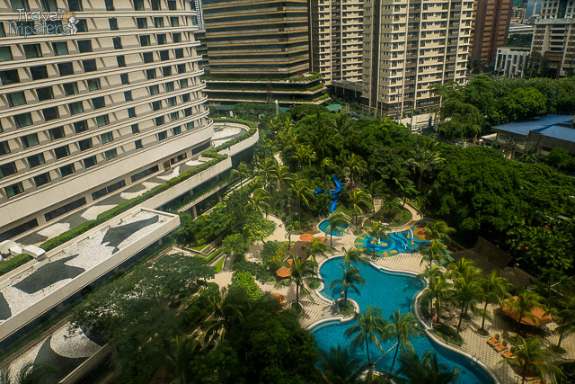 edsa shangrila hotel garden wing