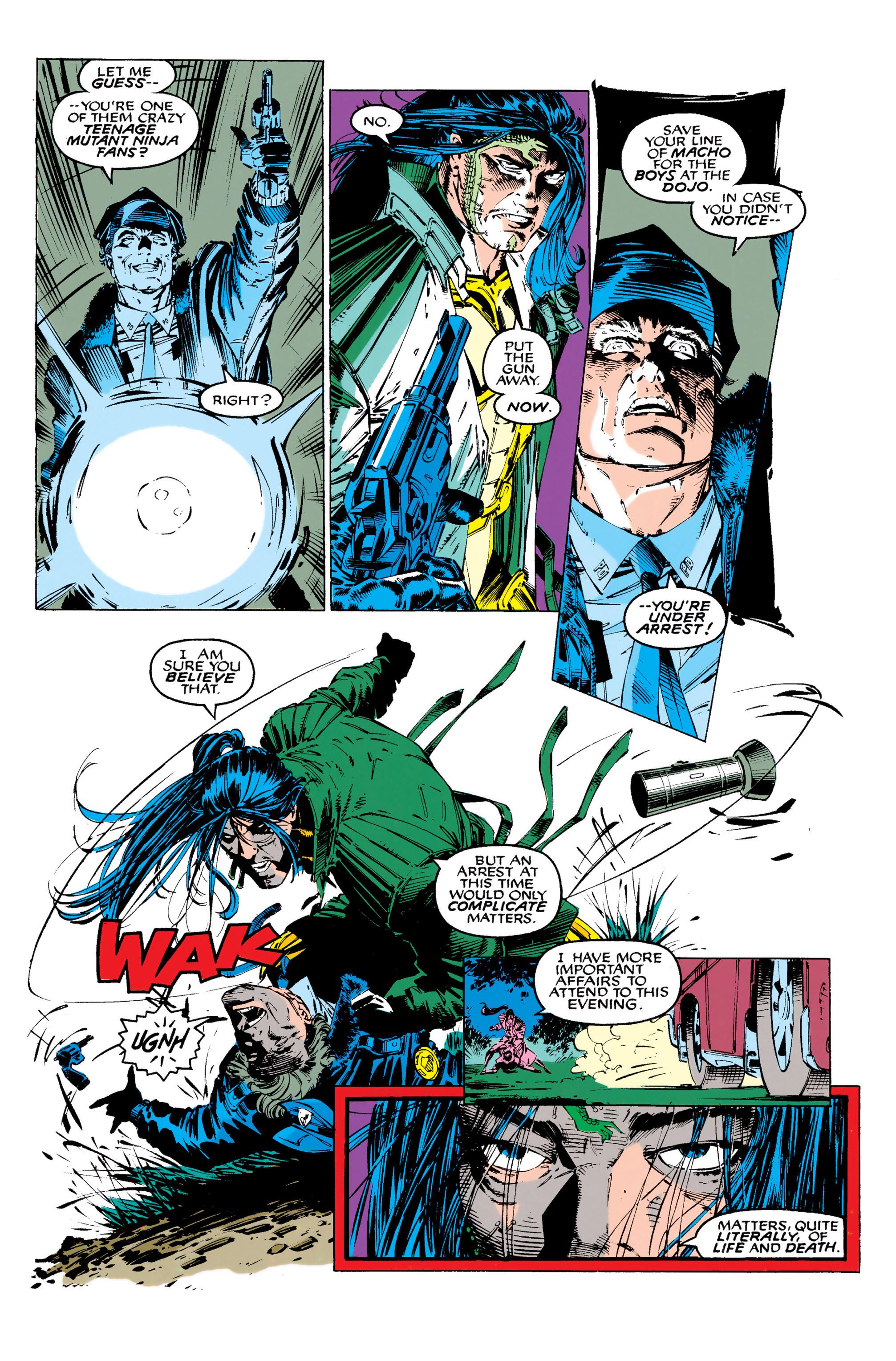 Read online Uncanny X-Men (1963) comic -  Issue #289 - 8
