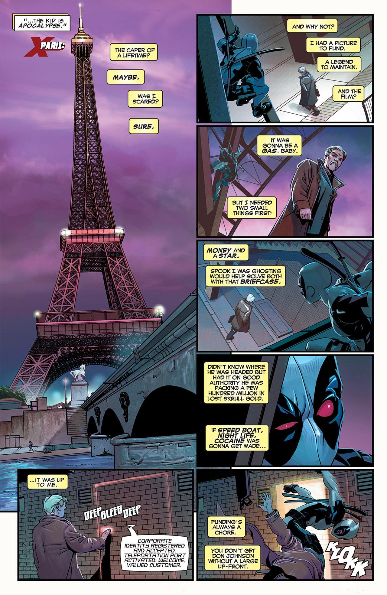 Uncanny X-Force (2010) #25 #27 - English 4