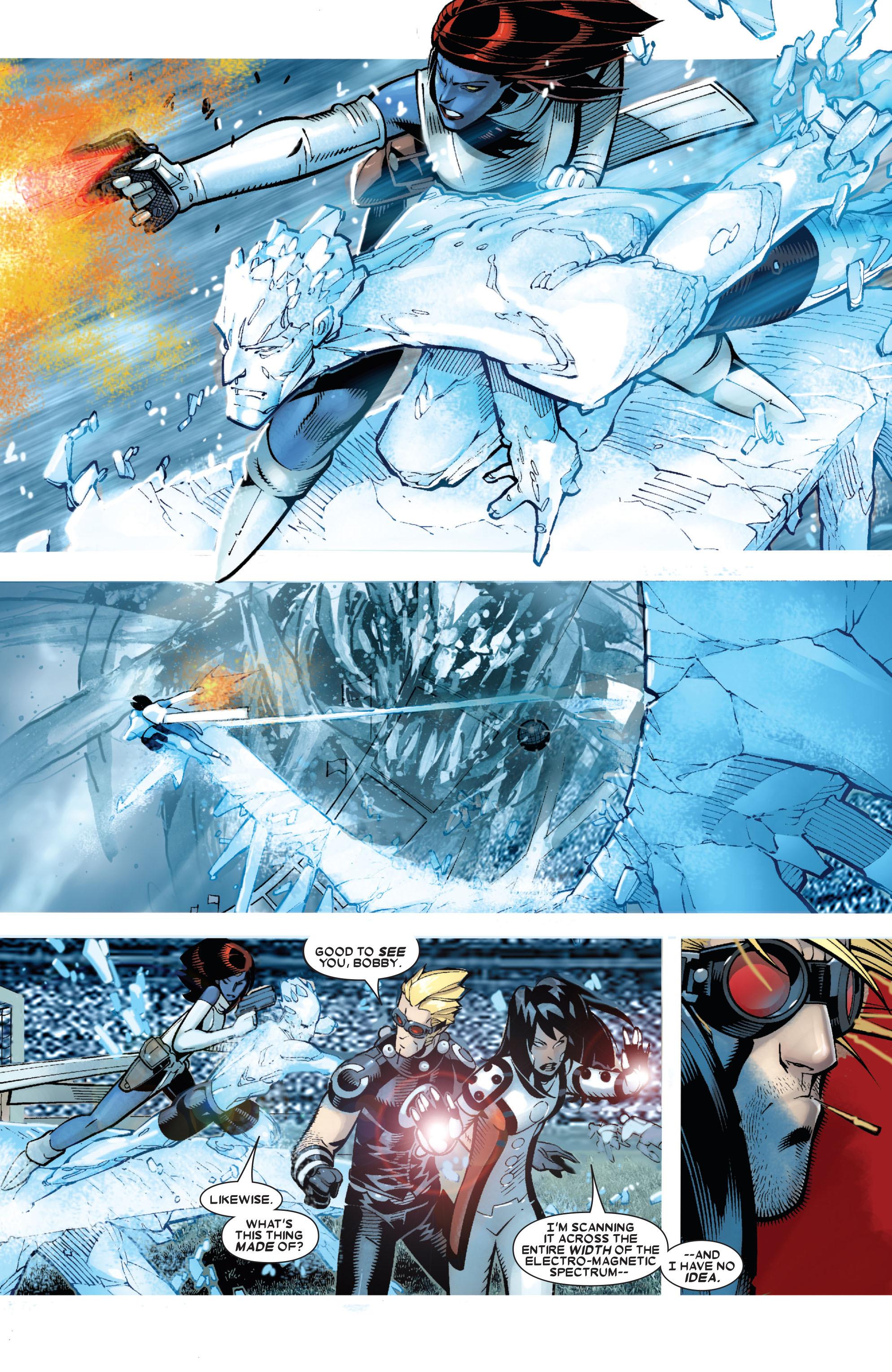 X-Men (1991) 198 Page 12