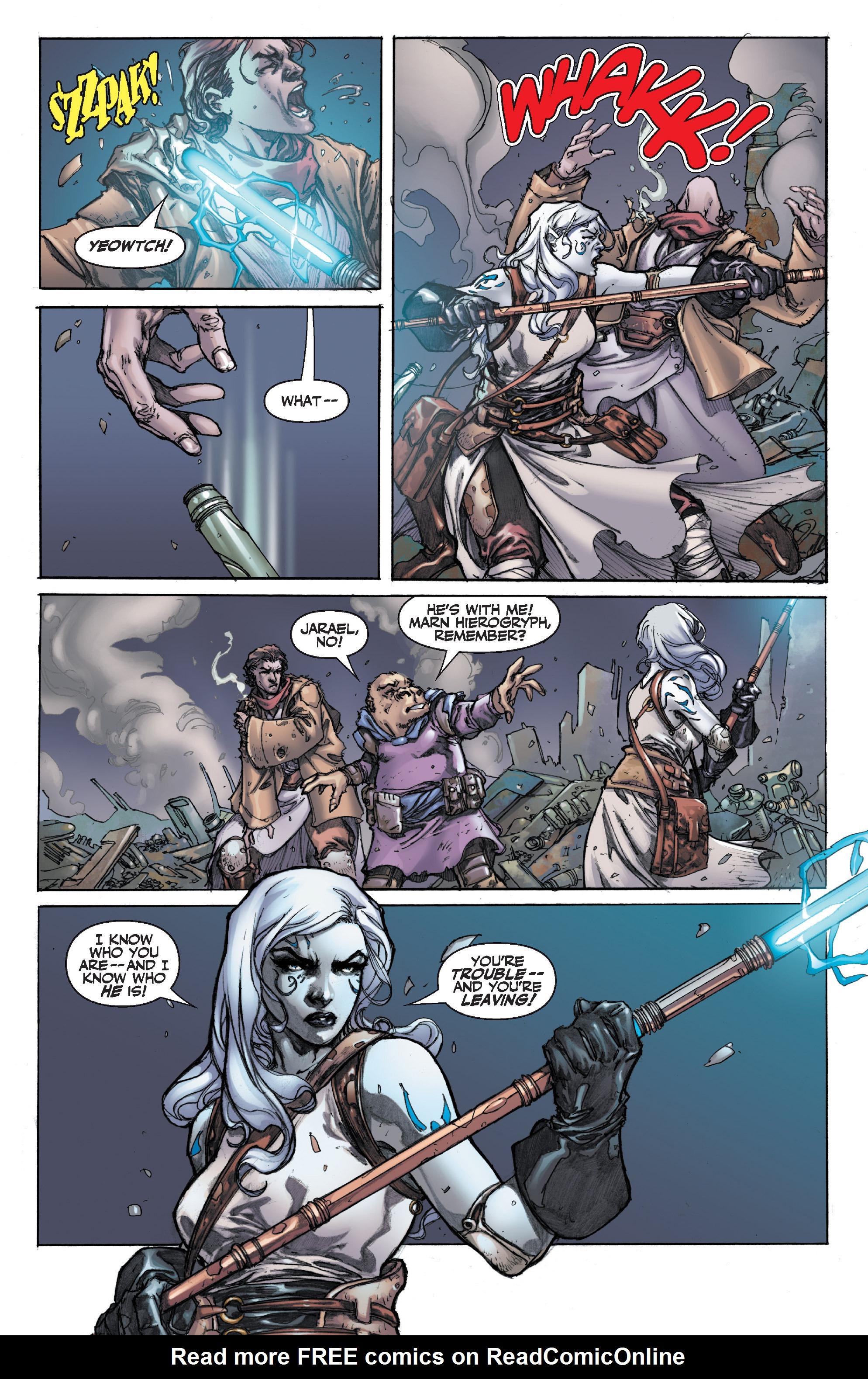Read online Star Wars Omnibus comic -  Issue # Vol. 29 - 72