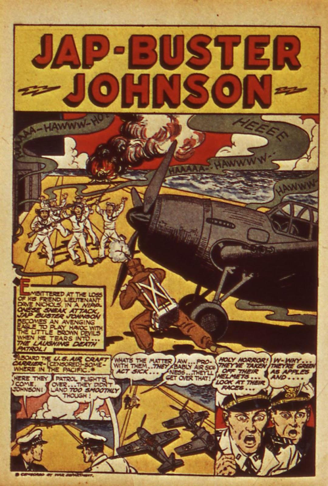 USA Comics issue 7 - Page 58