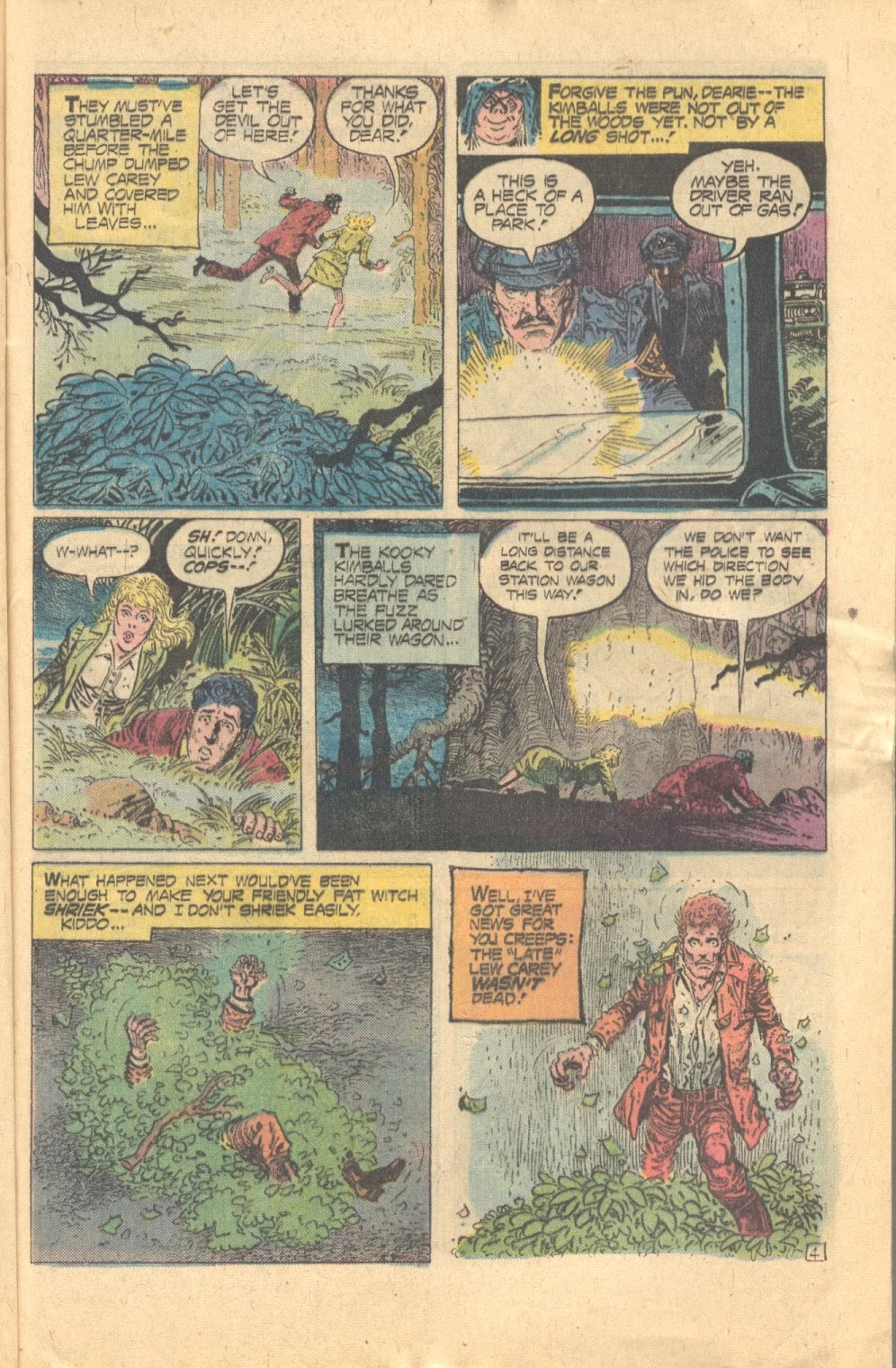 The Witching Hour (1969) issue 60 - Page 9