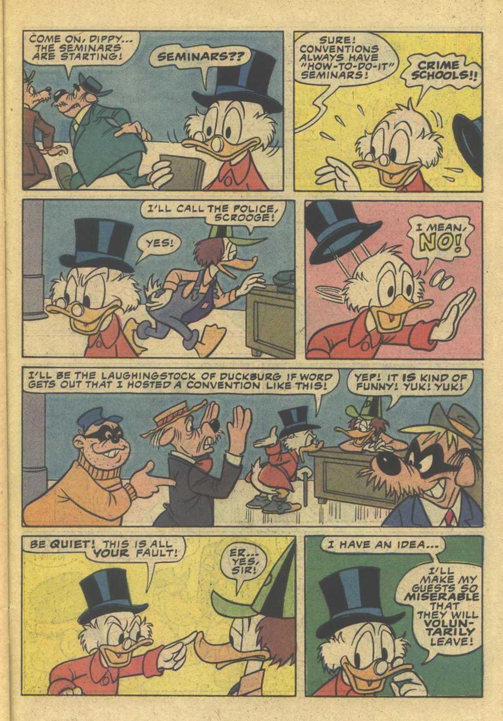 Read online Uncle Scrooge (1953) comic -  Issue #200 - 27