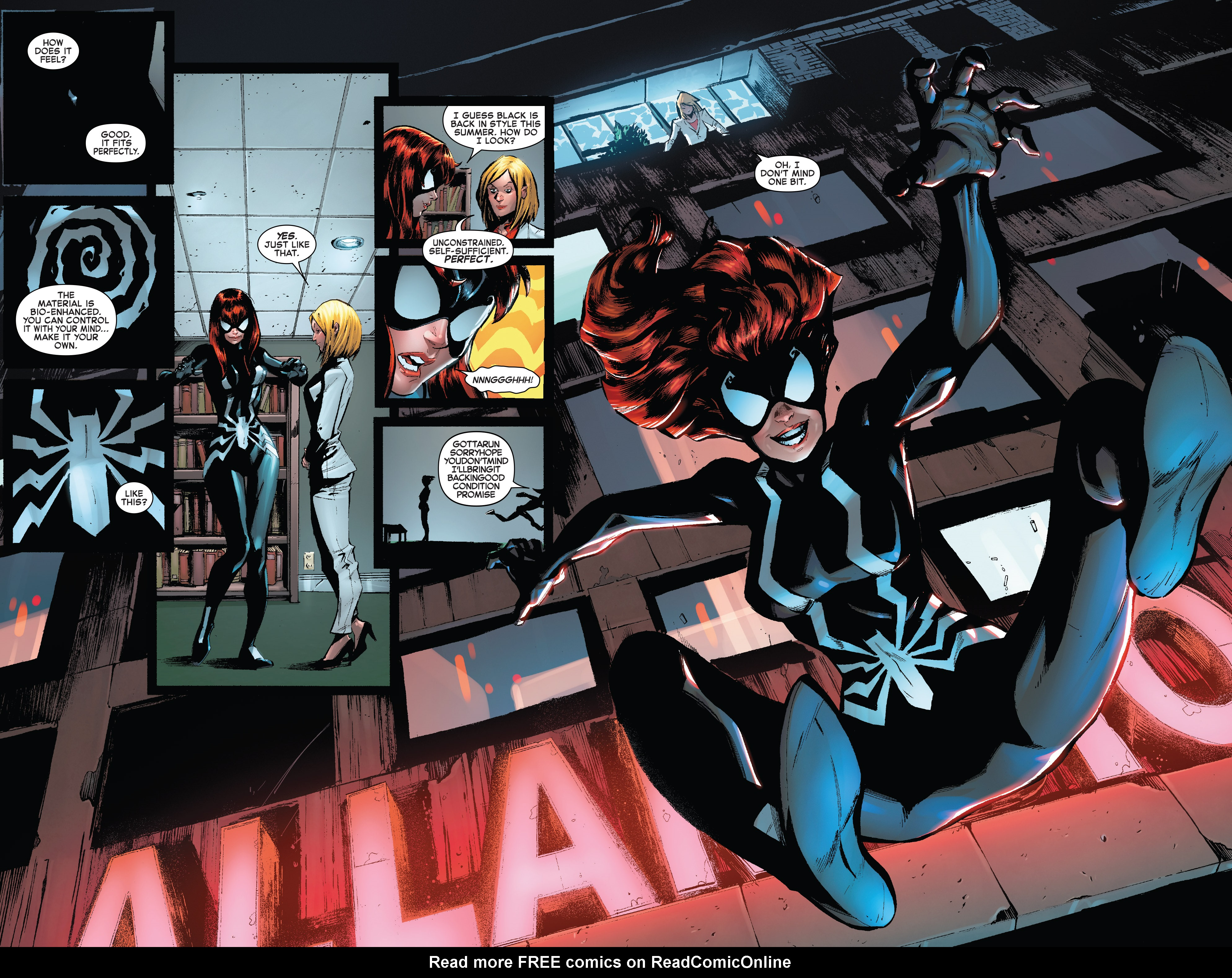 Read online Amazing Spider-Man: Renew Your Vows (2017) comic -  Issue #8 - 11