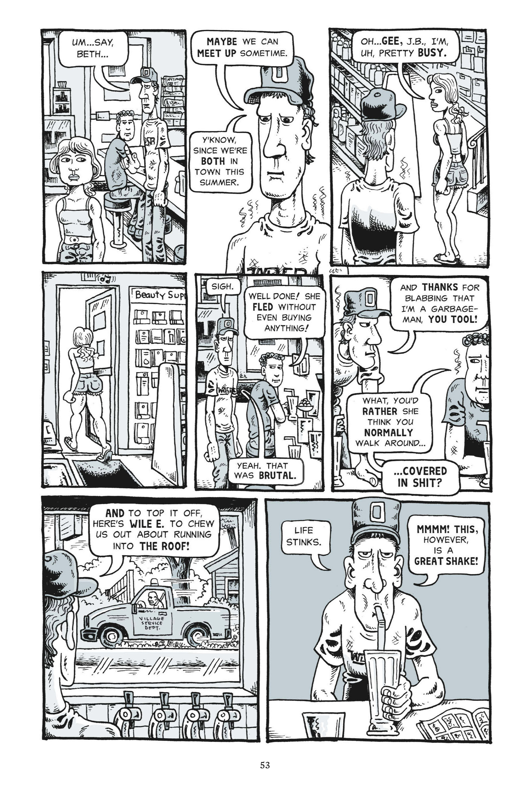 Read online Trashed comic -  Issue # Full - 54
