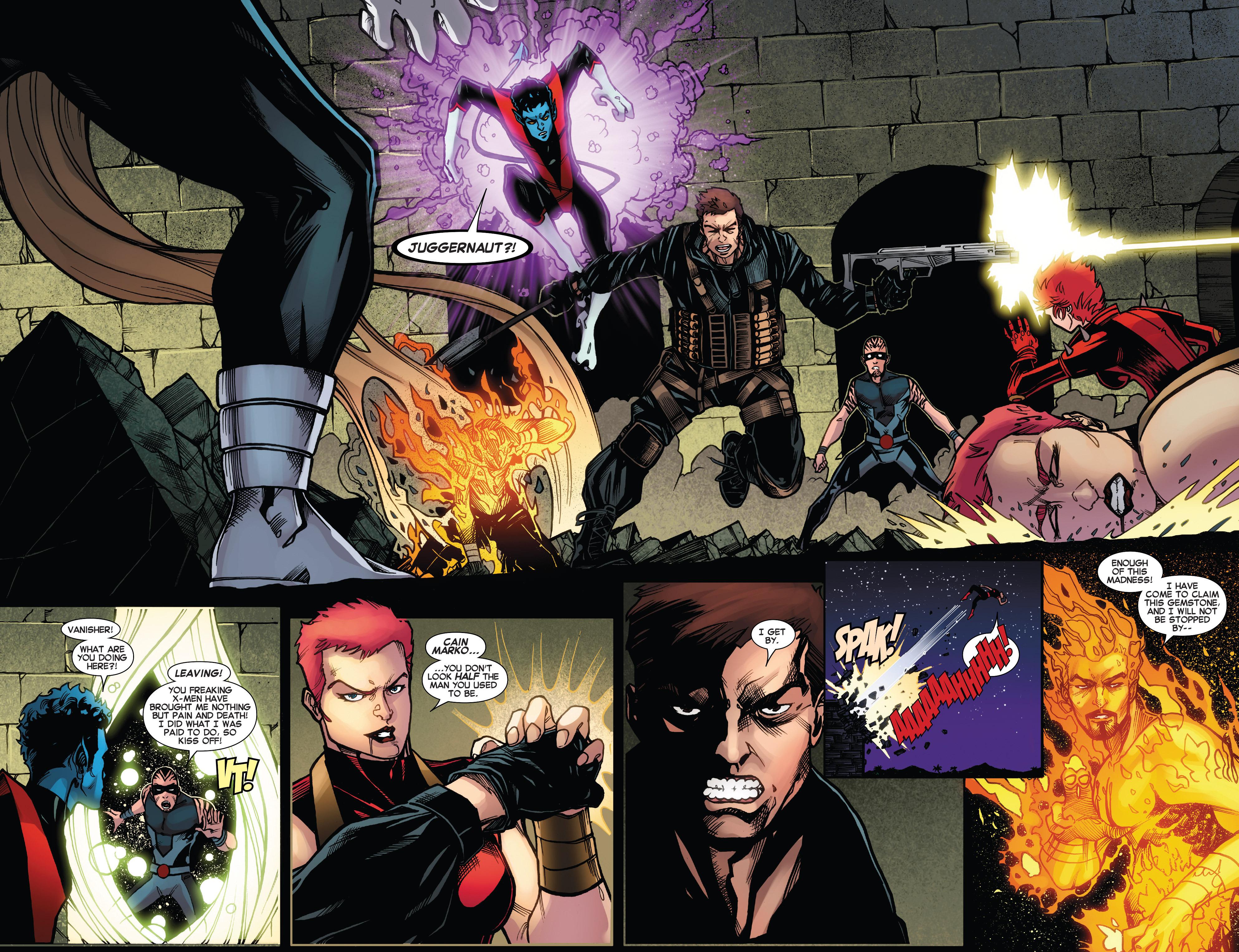 Read online Amazing X-Men (2014) comic -  Issue #17 - 4