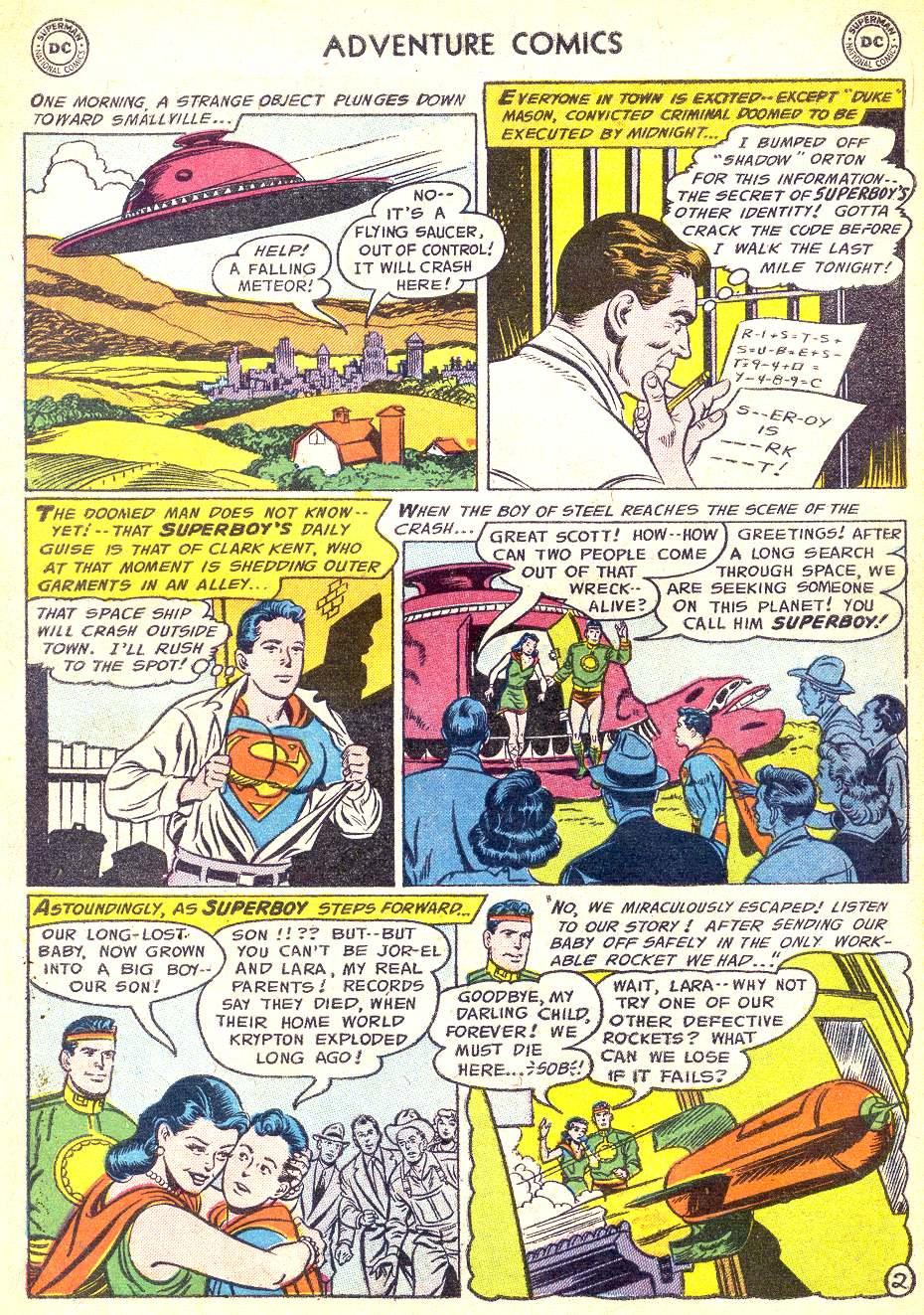 Read online Adventure Comics (1938) comic -  Issue #218 - 4