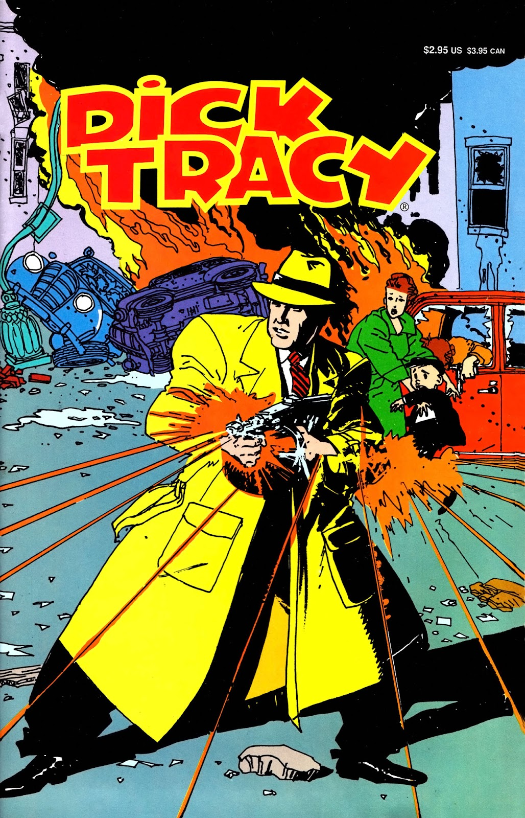 Dick Tracy (1990) issue 3 - Page 1