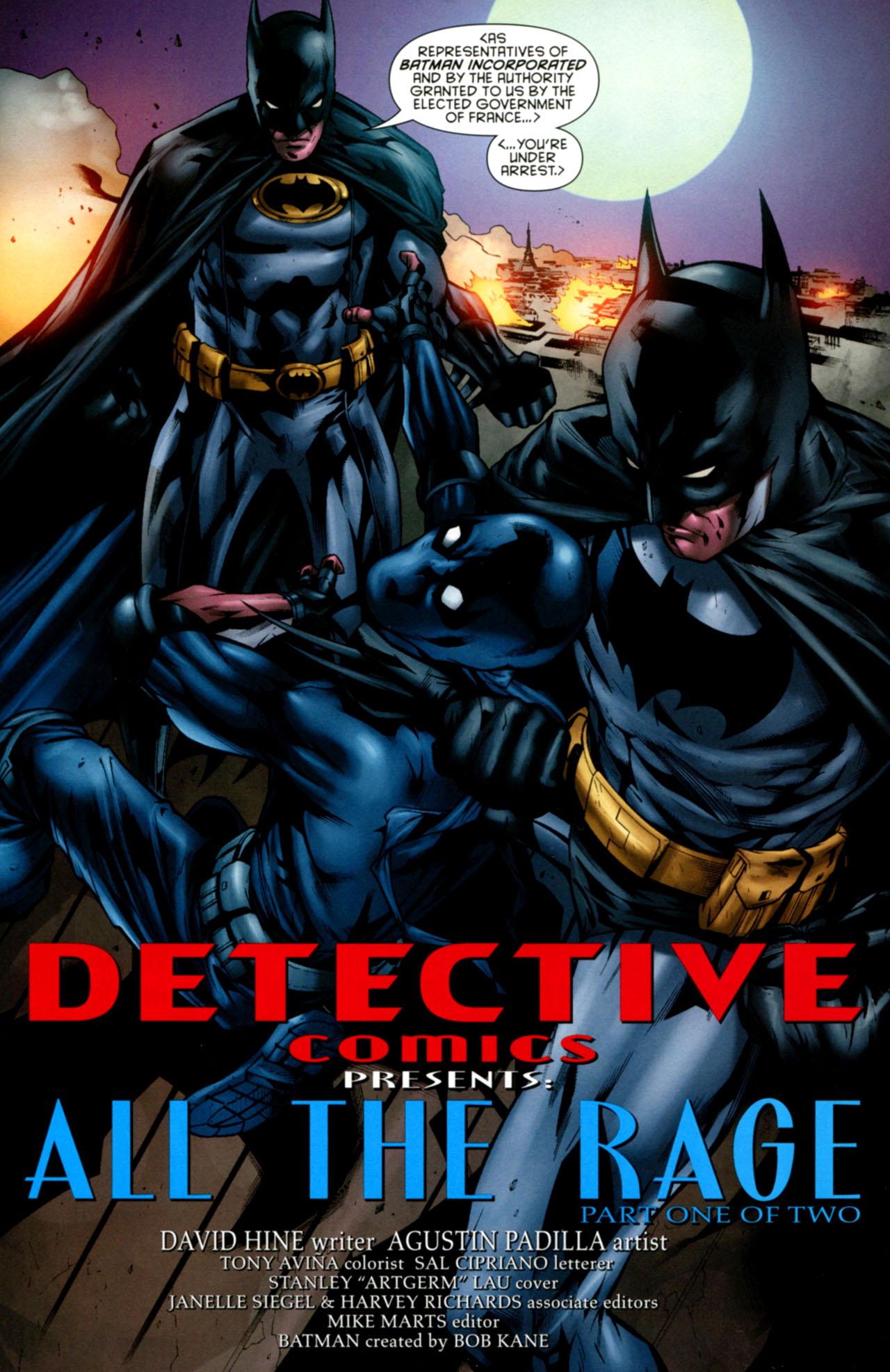 Read online Detective Comics (1937) comic -  Issue # _Annual 12 - 7